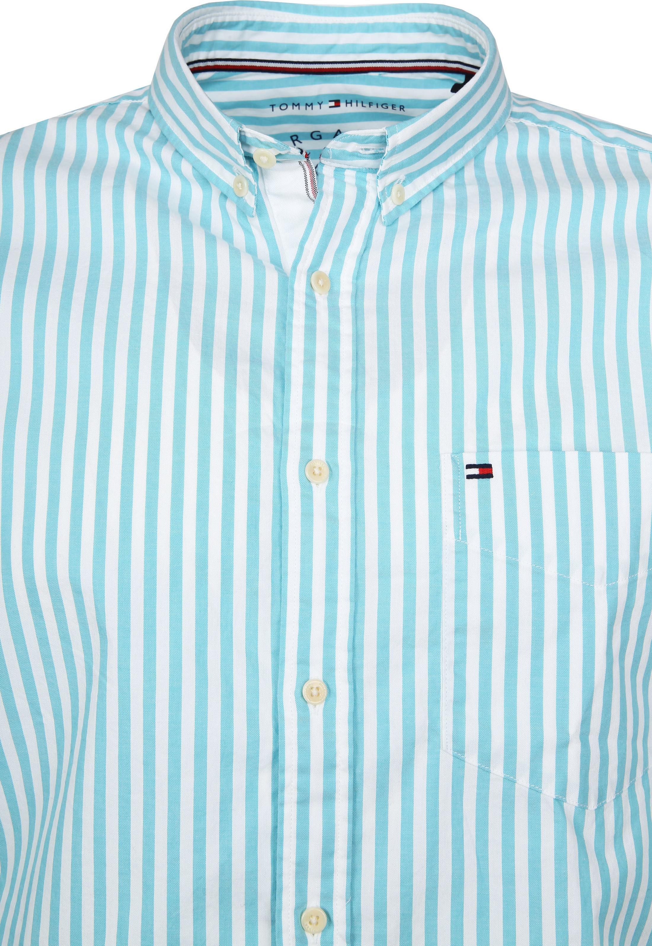 Tommy Hilfiger Oxford Strepen Overhemd foto 2