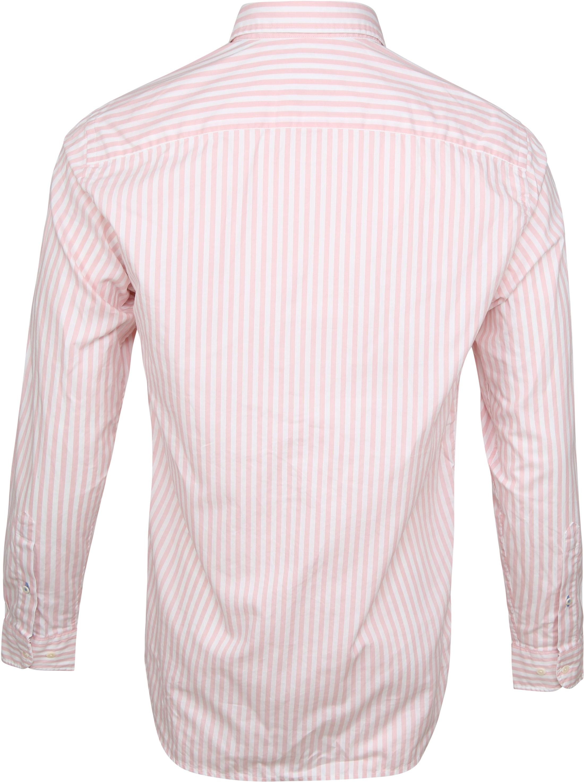 Tommy Hilfiger Oxford Strepen Overhemd Roze foto 3
