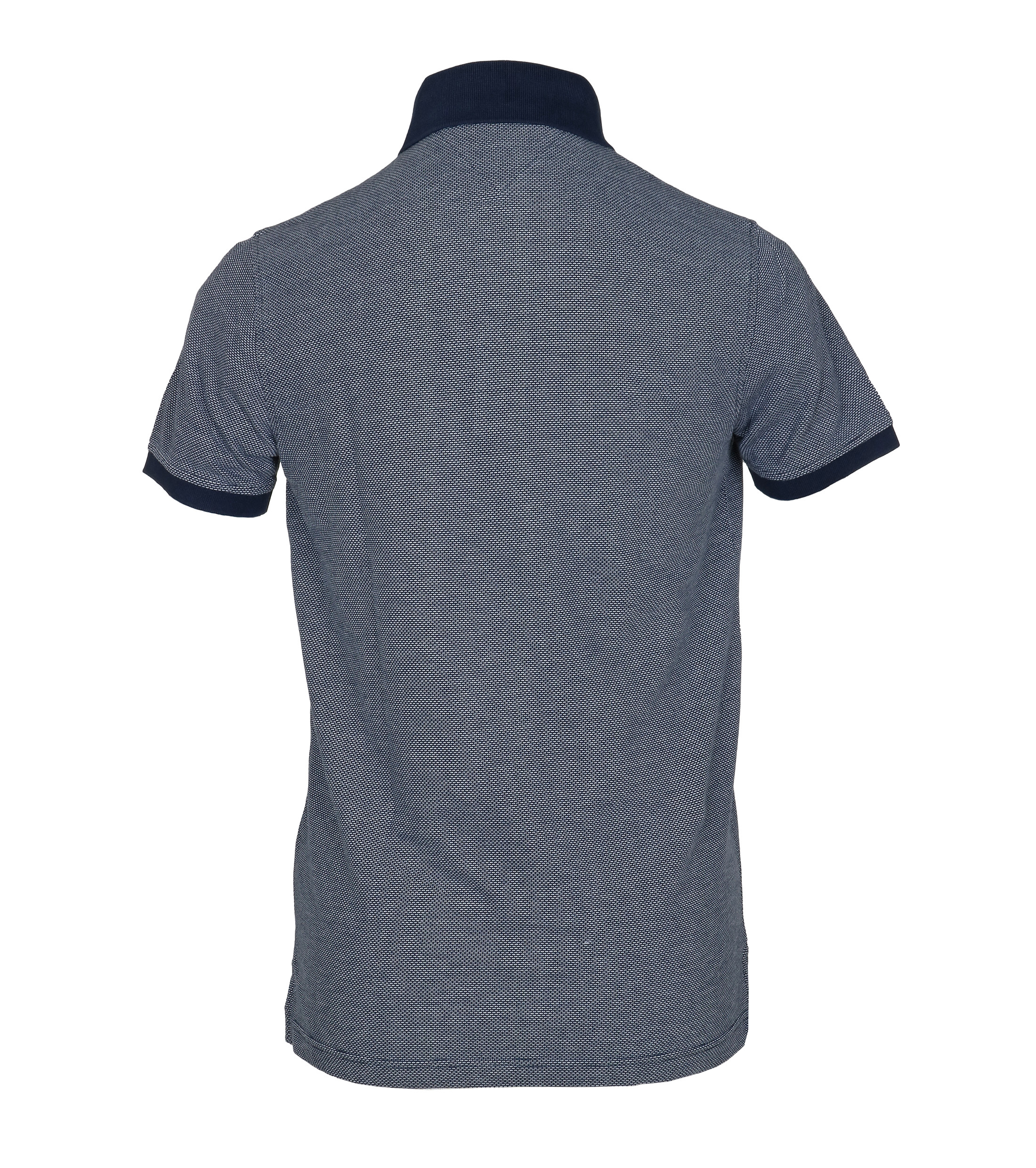 Tommy Hilfiger Polo Jaquard Navy foto 2
