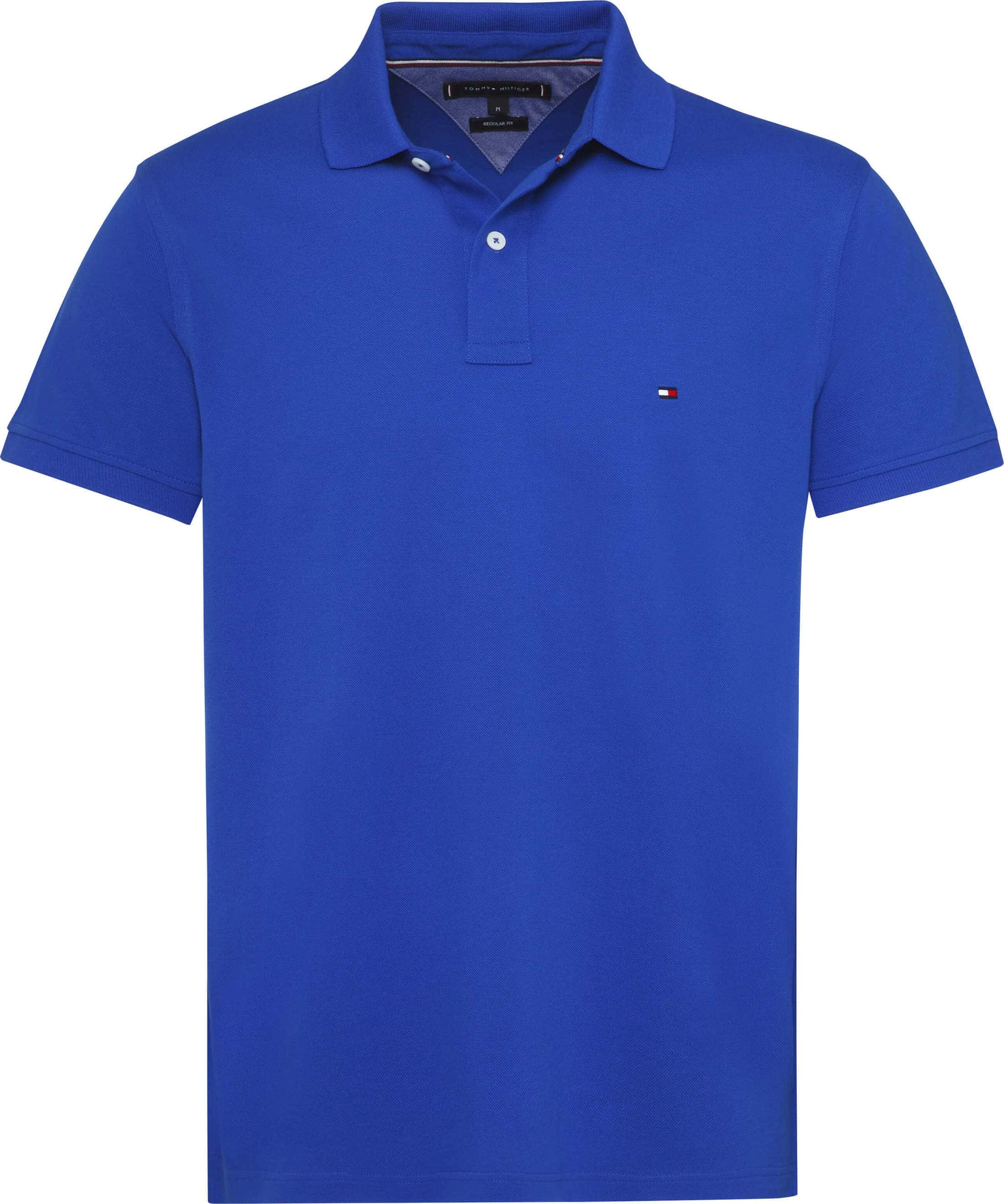 93306637 Tommy Hilfiger Poloshirt RF Cobalt MW0MW09733436 order online | Suitable