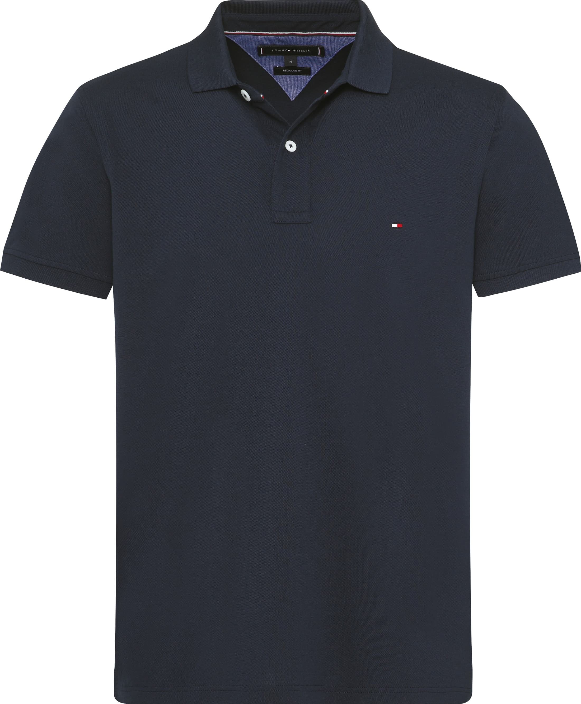 58b7a68516b3f Tommy Hilfiger Poloshirt RF Dark Blue MW0MW09733416 order online ...