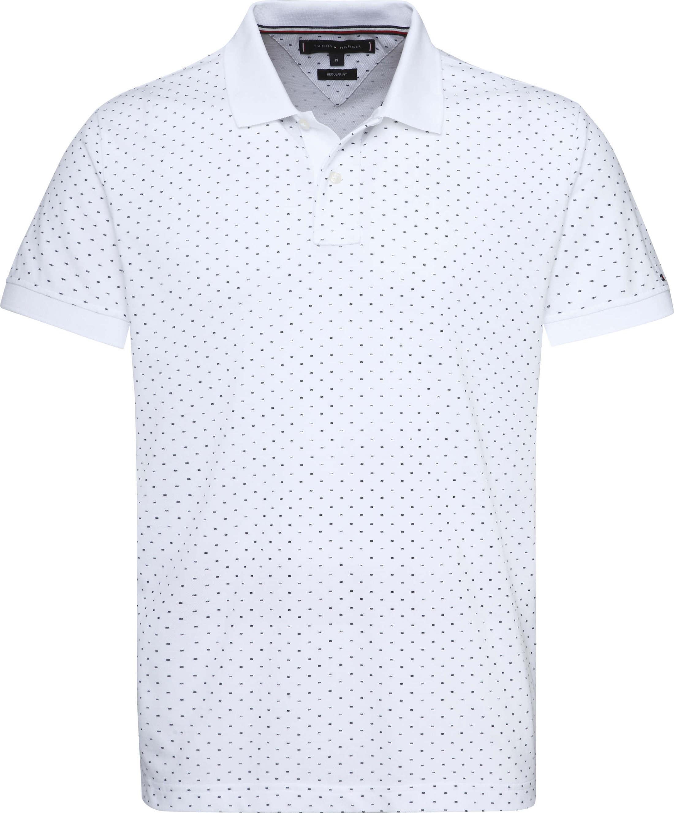 besserer Preis populärer Stil heiß-verkaufender Fachmann Tommy Hilfiger Poloshirt RF Print Weiß MW0MW09737100 online ...