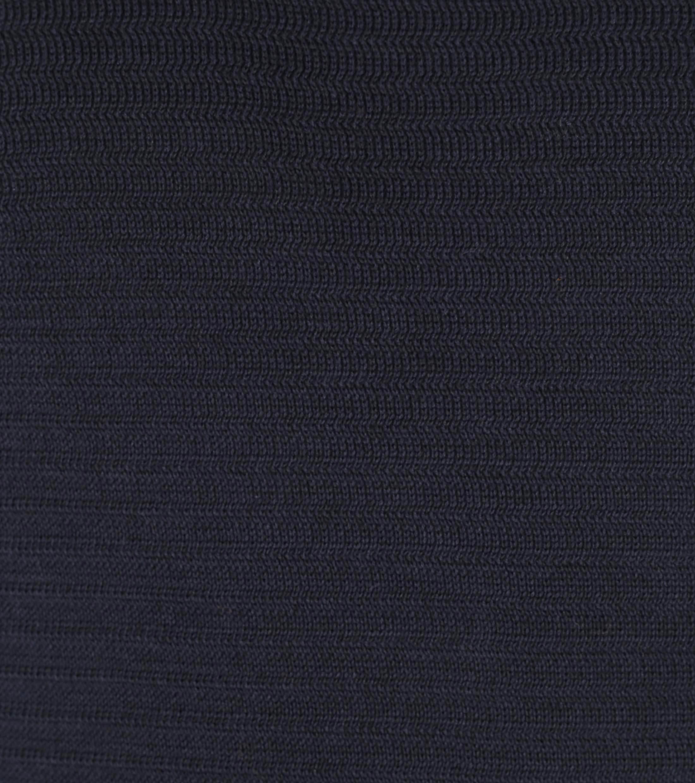 Tommy Hilfiger Pullover Biologisch Katoen Donkerblauw