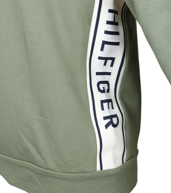 Tommy Hilfiger Pullover Grün foto 1