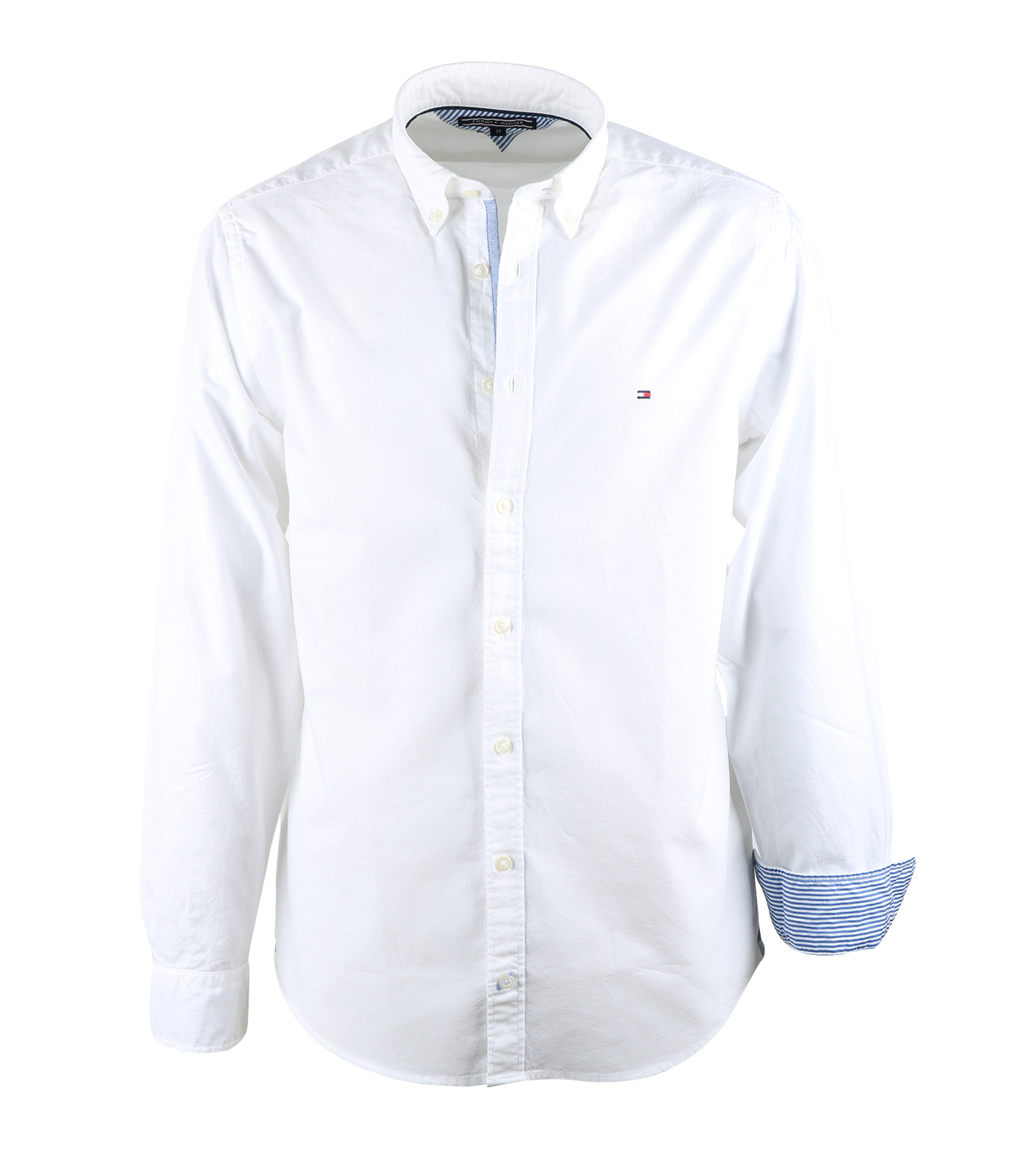 Tommy Hilfiger Shirt White 0867861996 100 Suitable