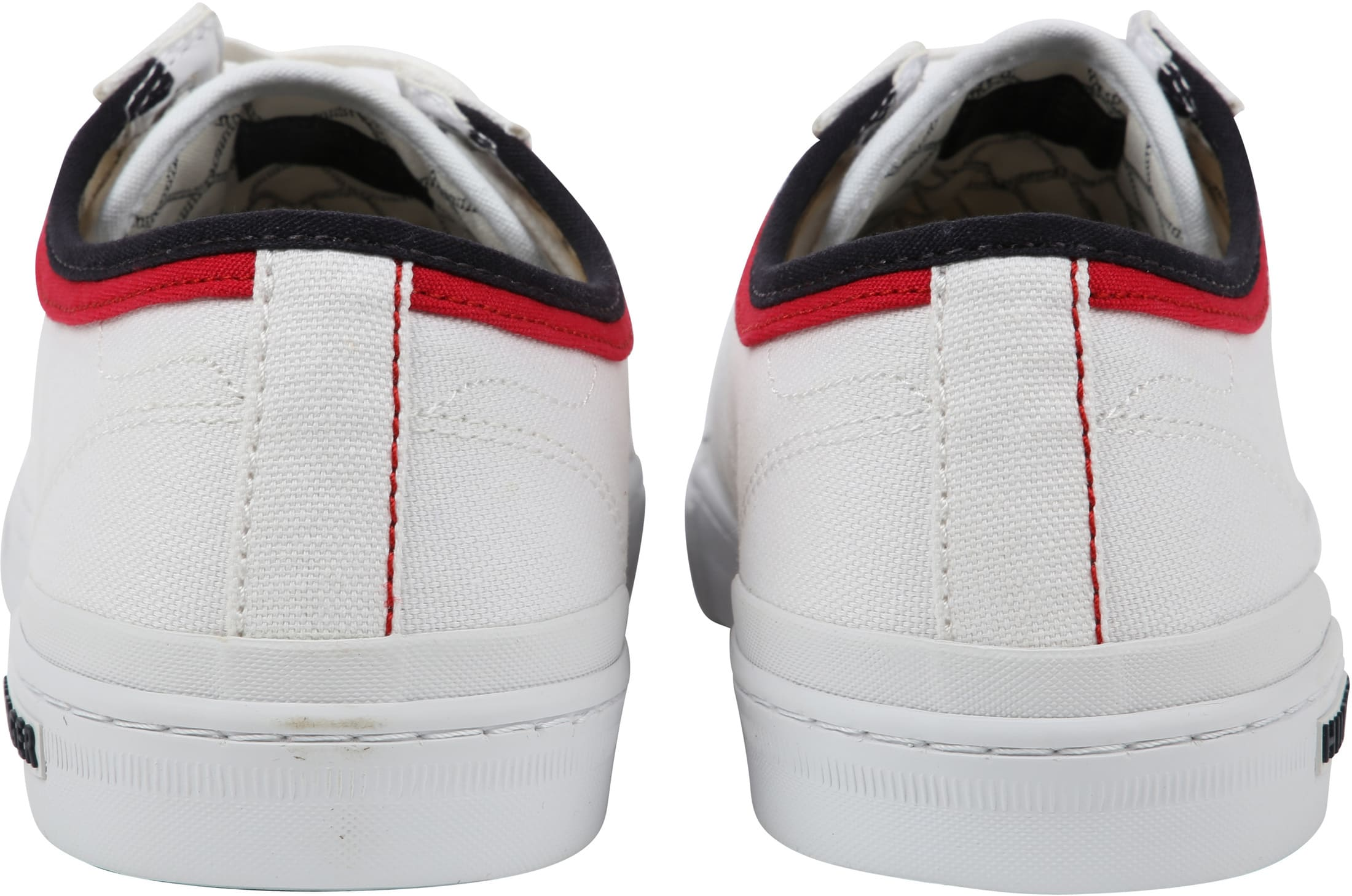 Tommy Hilfiger Shoe Core Corporat White foto 3