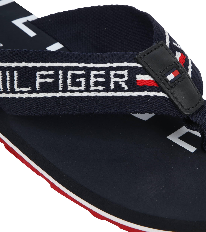 Tommy Hilfiger Slippers Seasonal Stripe foto 1