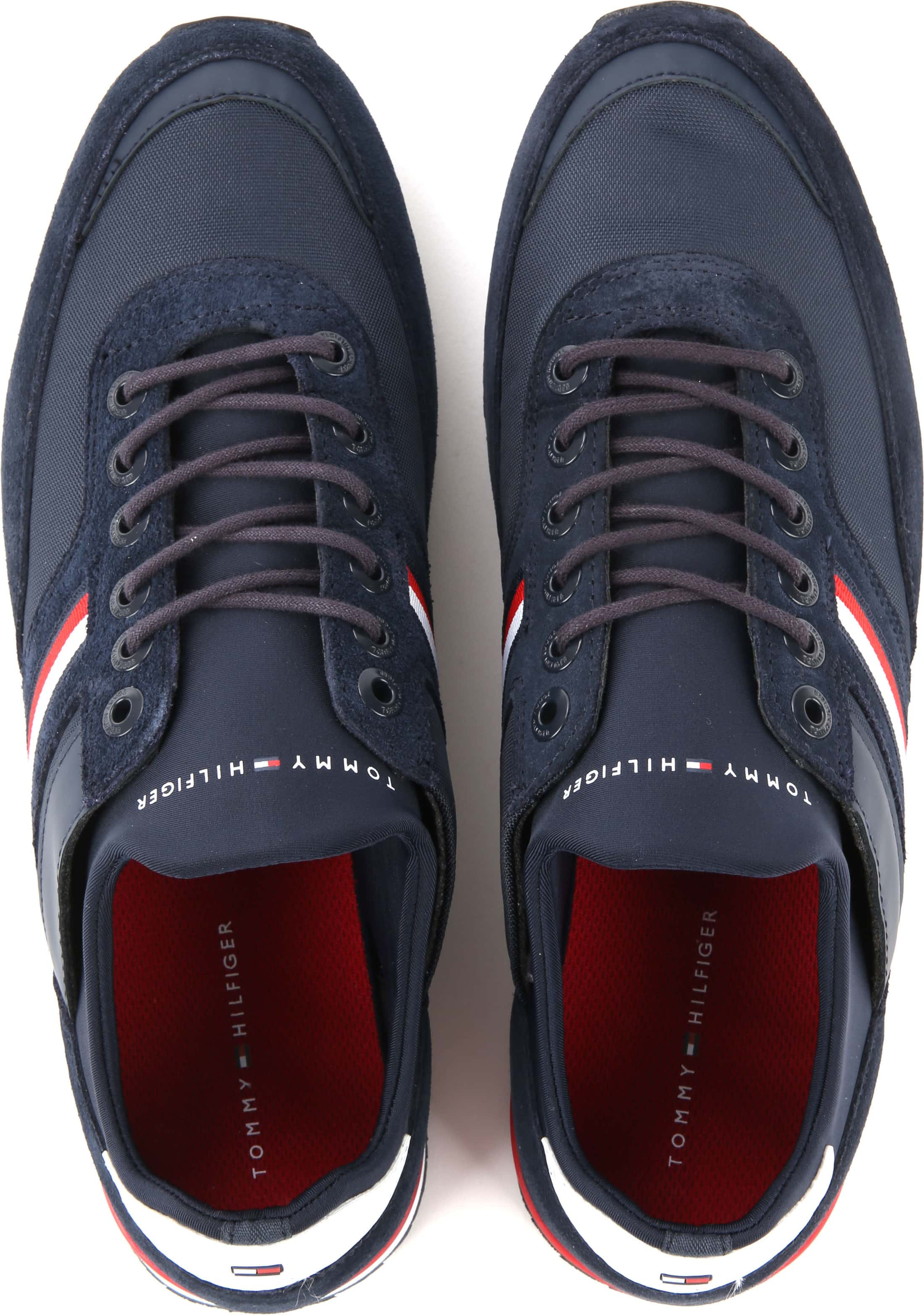 Tommy Hilfiger Sneaker Iconic Navy foto 2