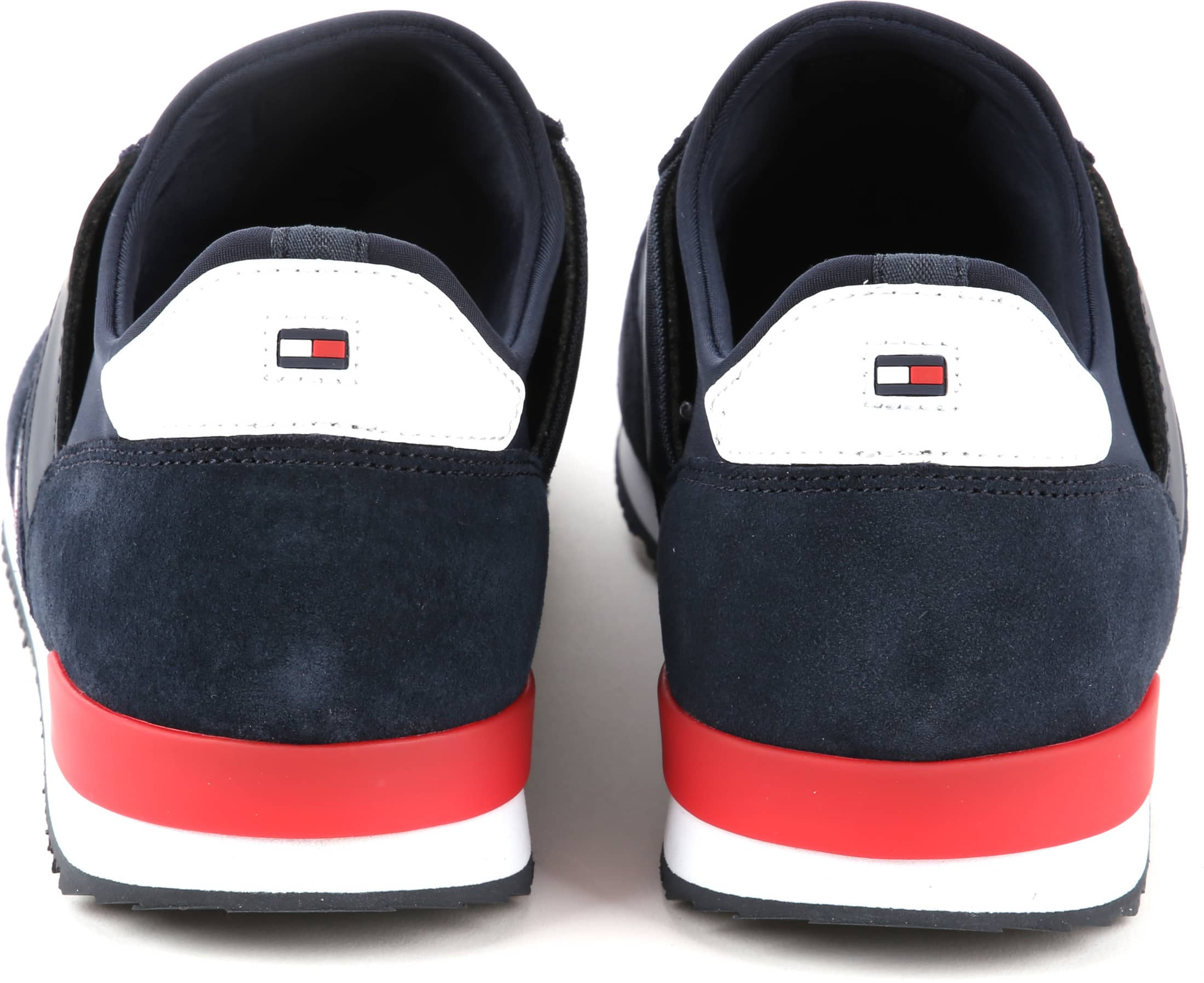 Tommy Hilfiger Sneaker Iconic Navy foto 3