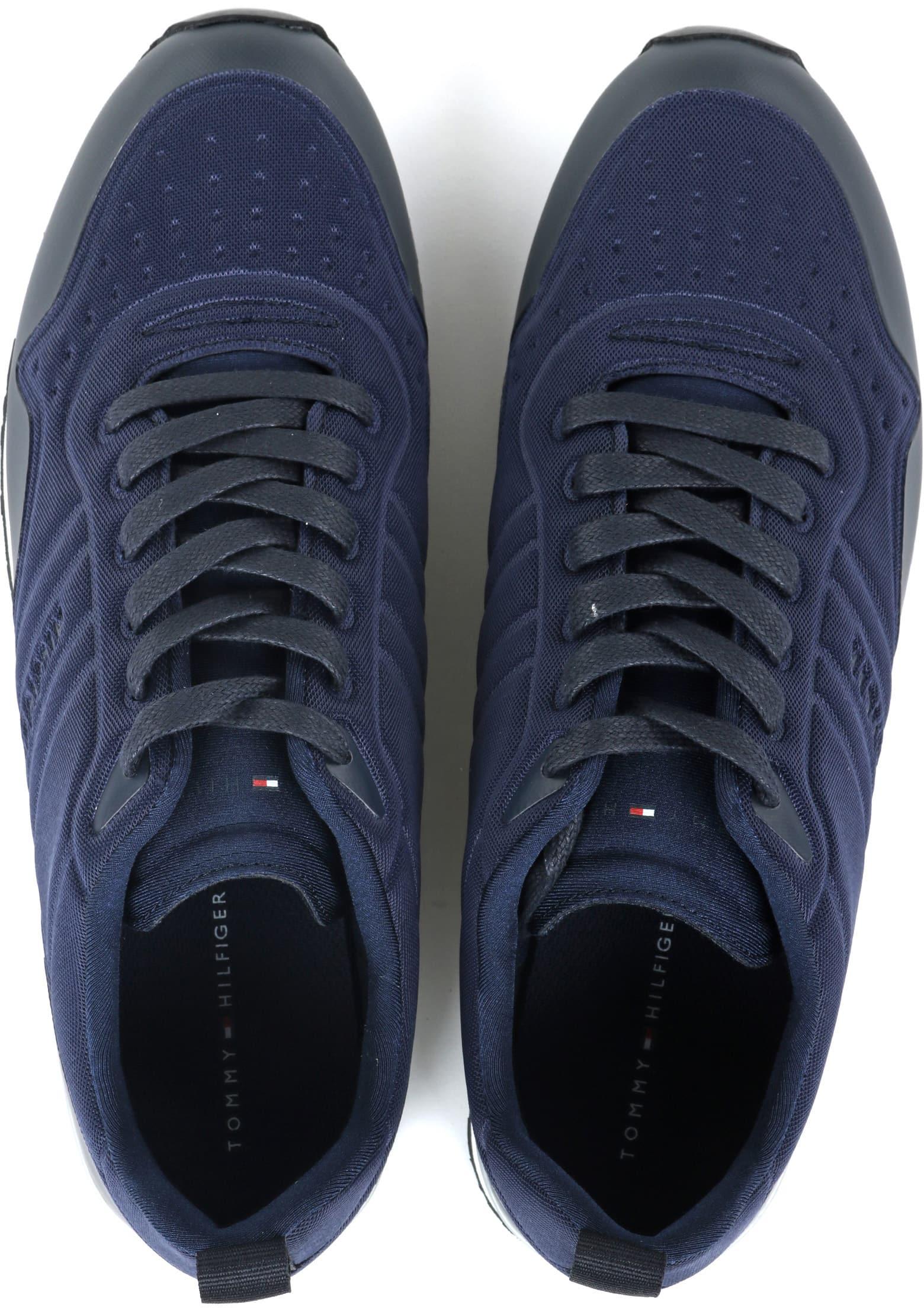 Tommy Hilfiger Sneaker Midnight Runner foto 2