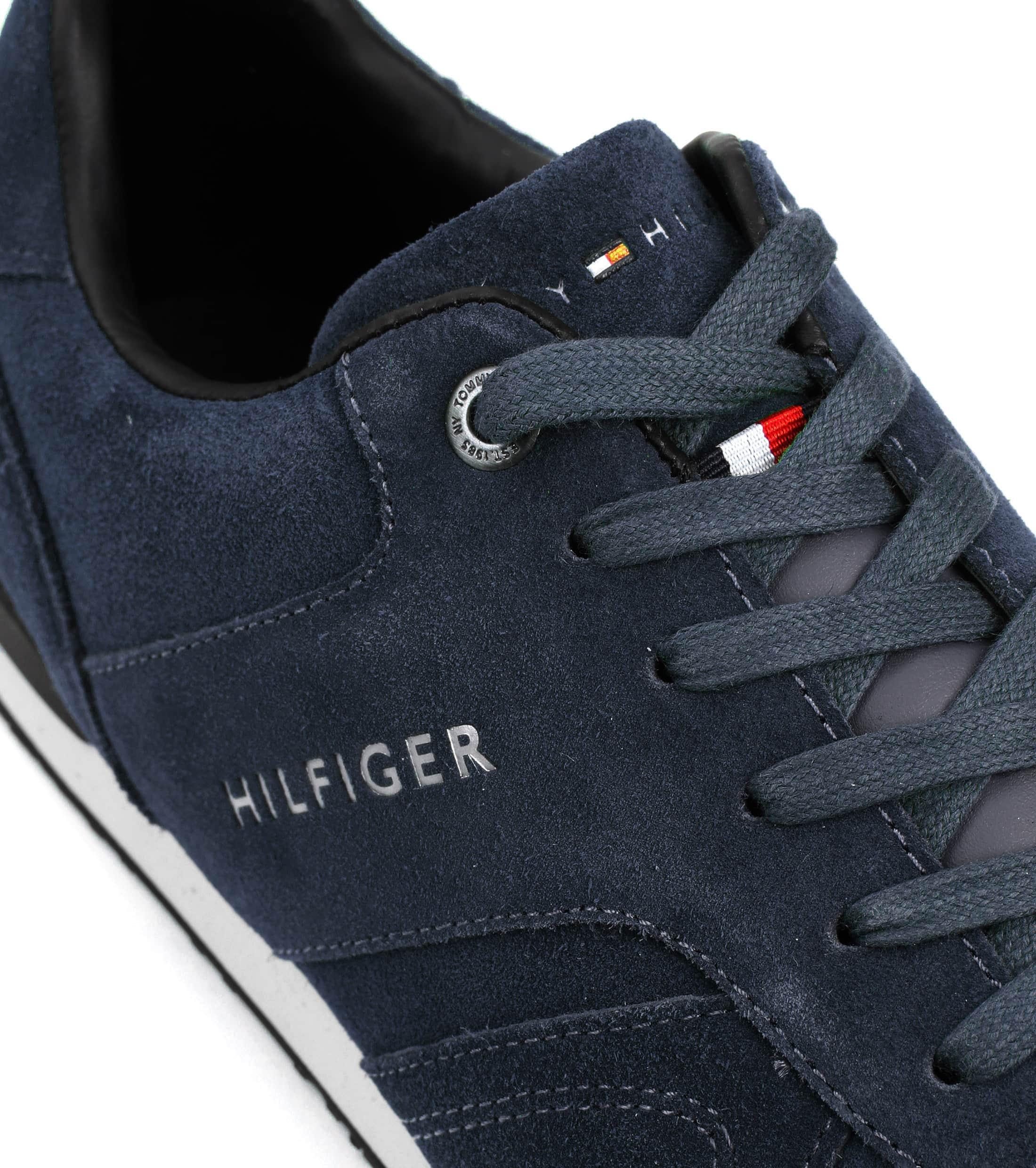 Tommy Hilfiger Sneaker Navy Night foto 1