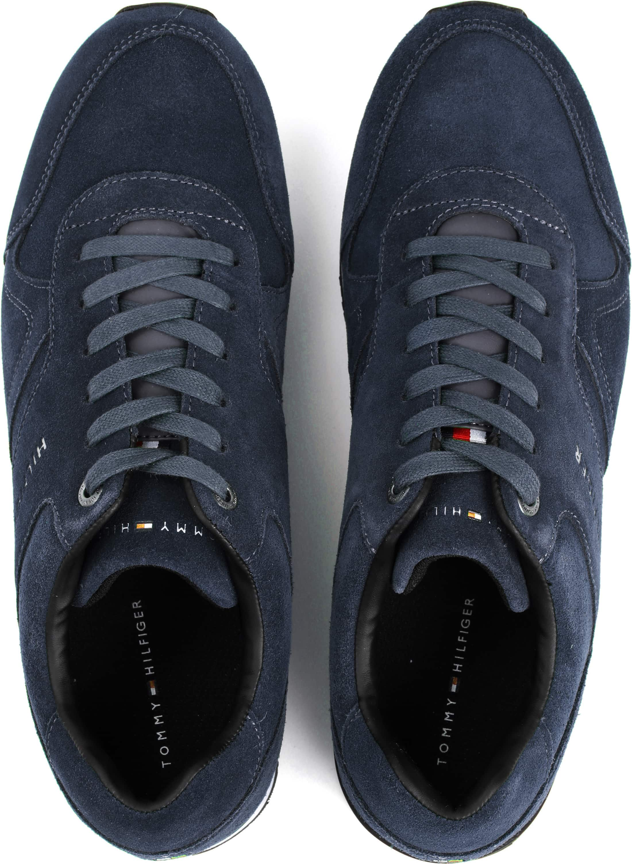 Tommy Hilfiger Sneaker Navy Night foto 2