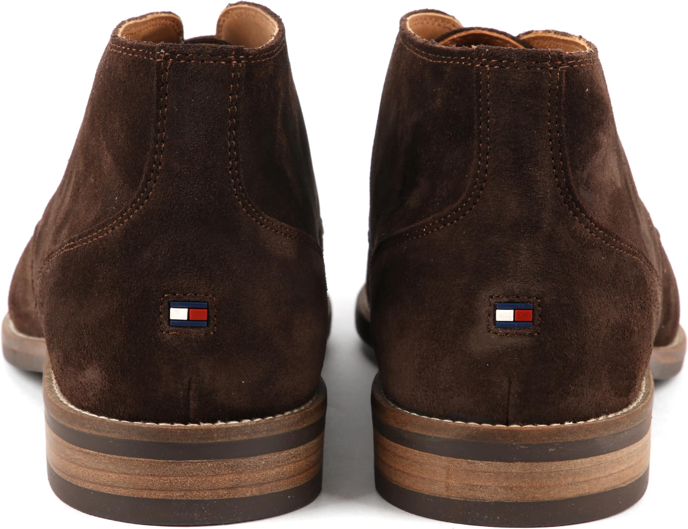 Tommy Hilfiger Suede Boot Coffee foto 3