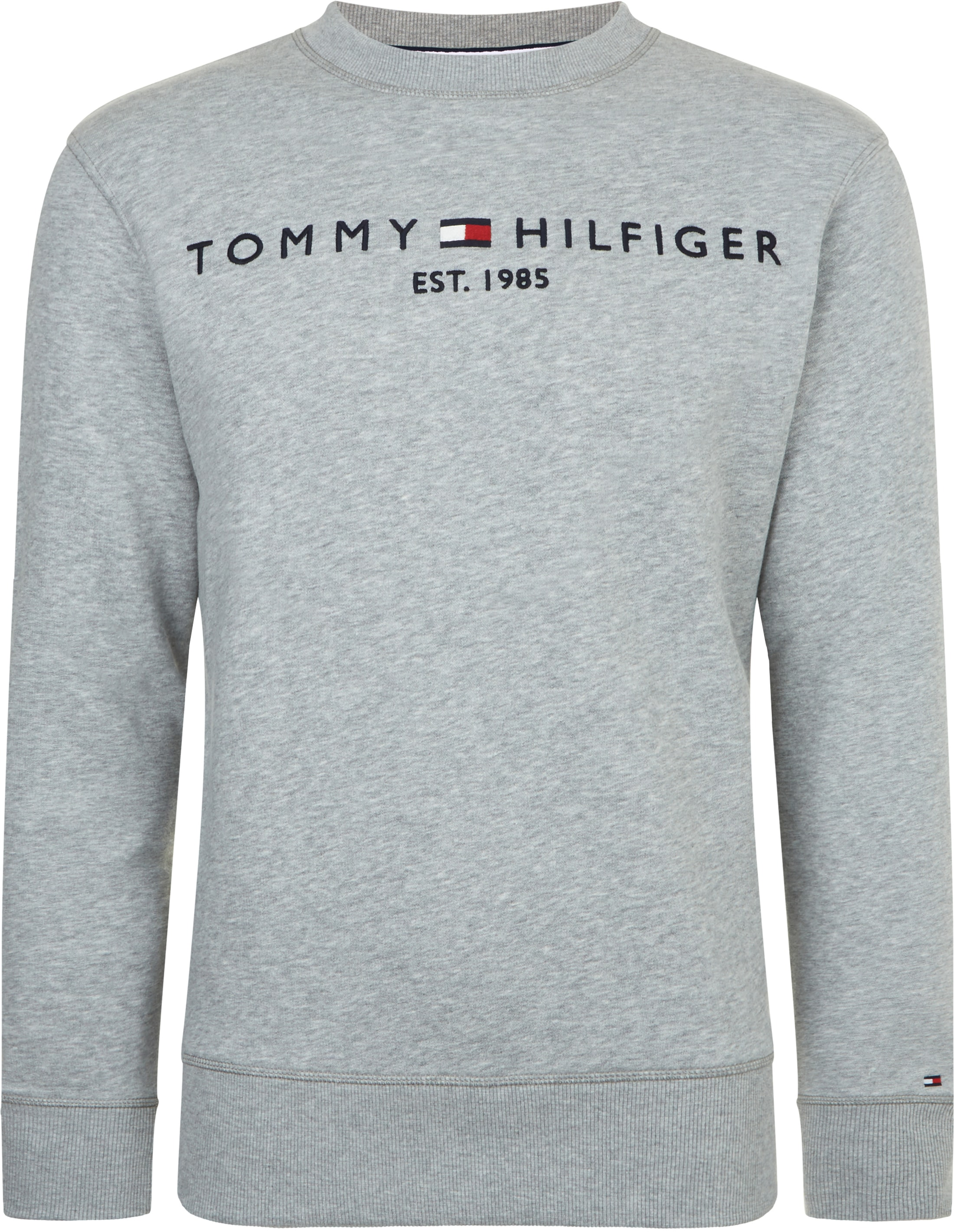 6640c9bd662714 Herrenmode Tommy Hilfiger Pullover Größe L Farbe Grau Pullover & Strick