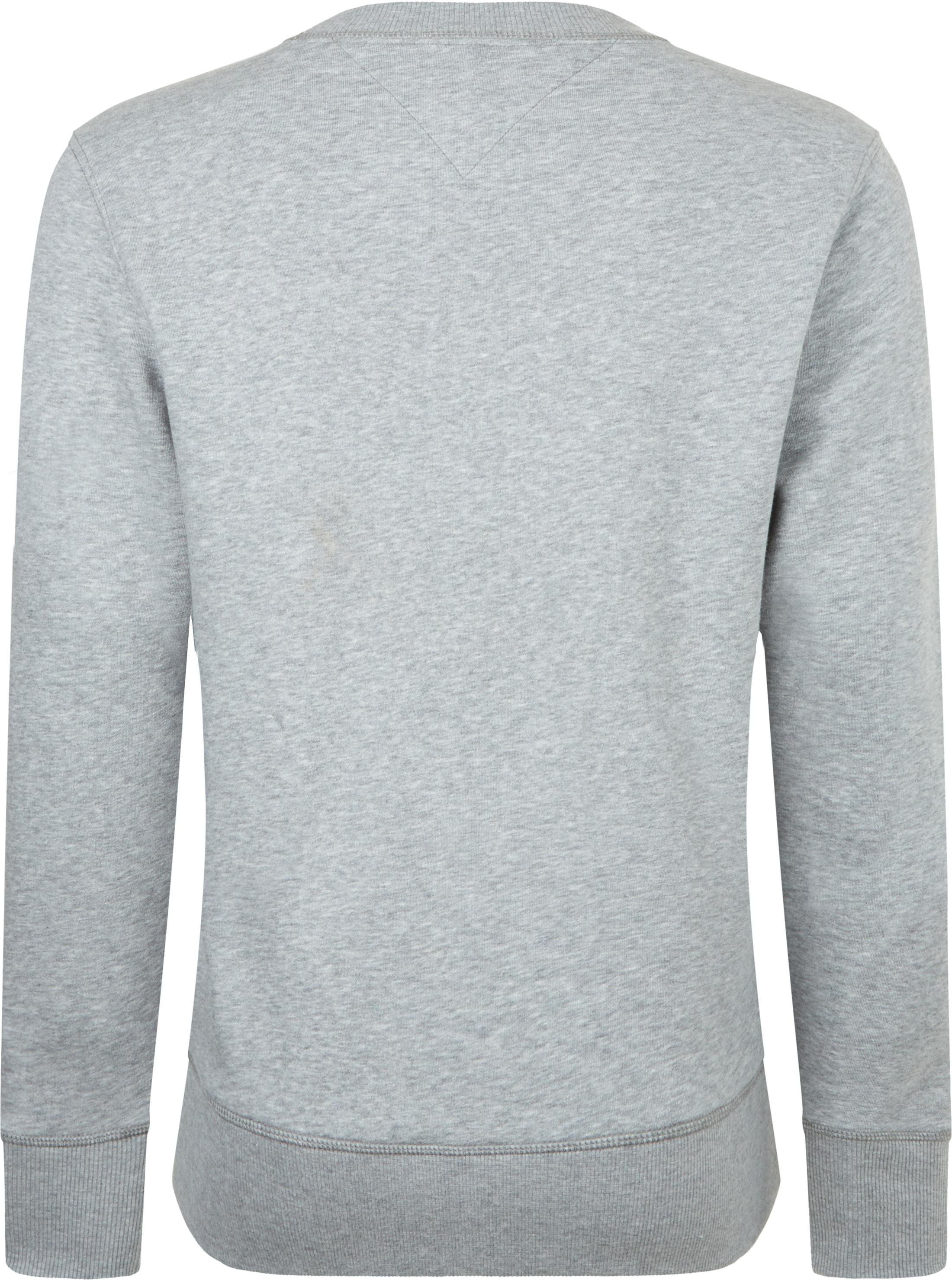 Tommy Hilfiger Sweater Grey foto 1