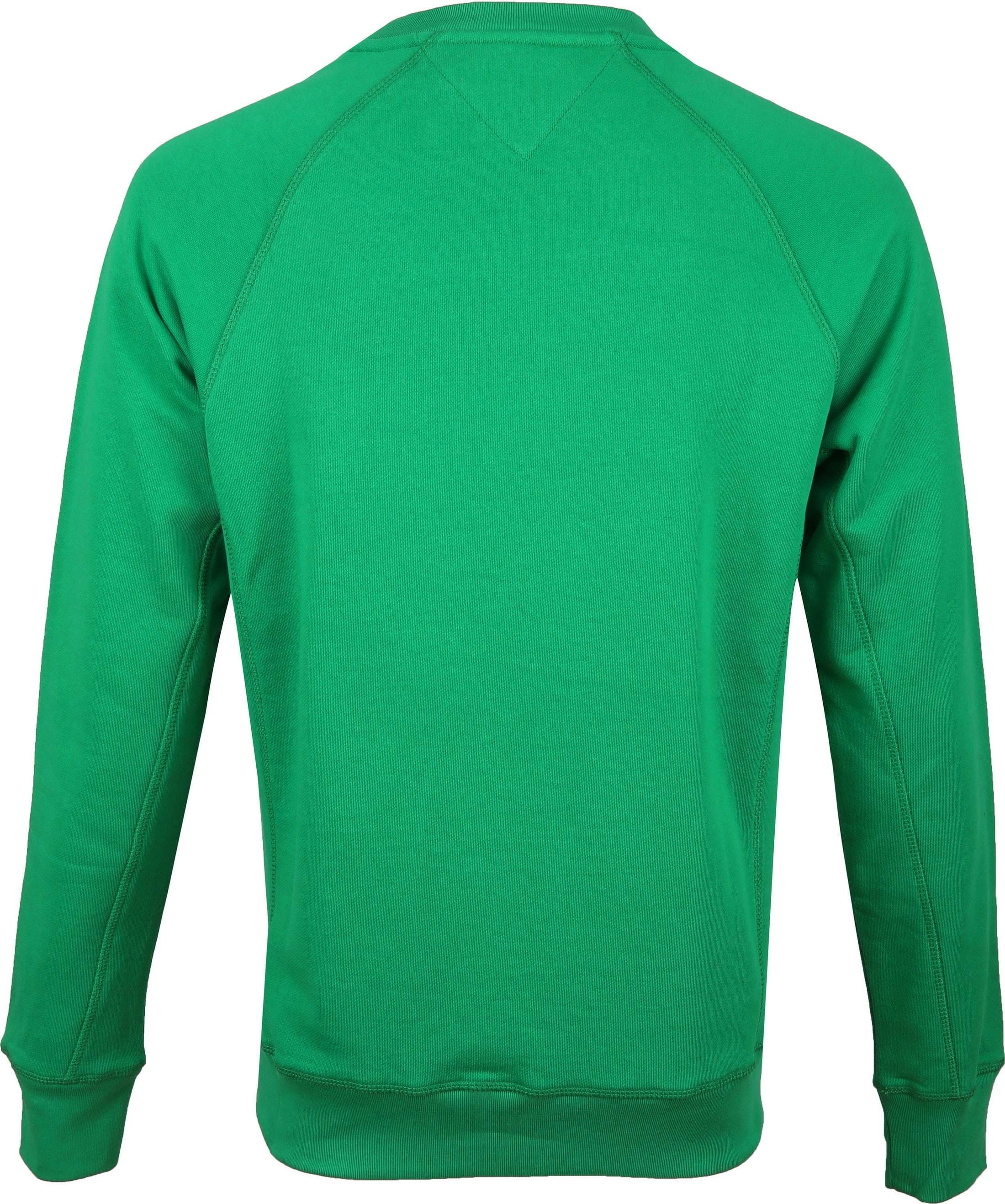 Tommy Hilfiger Sweater Groen foto 3