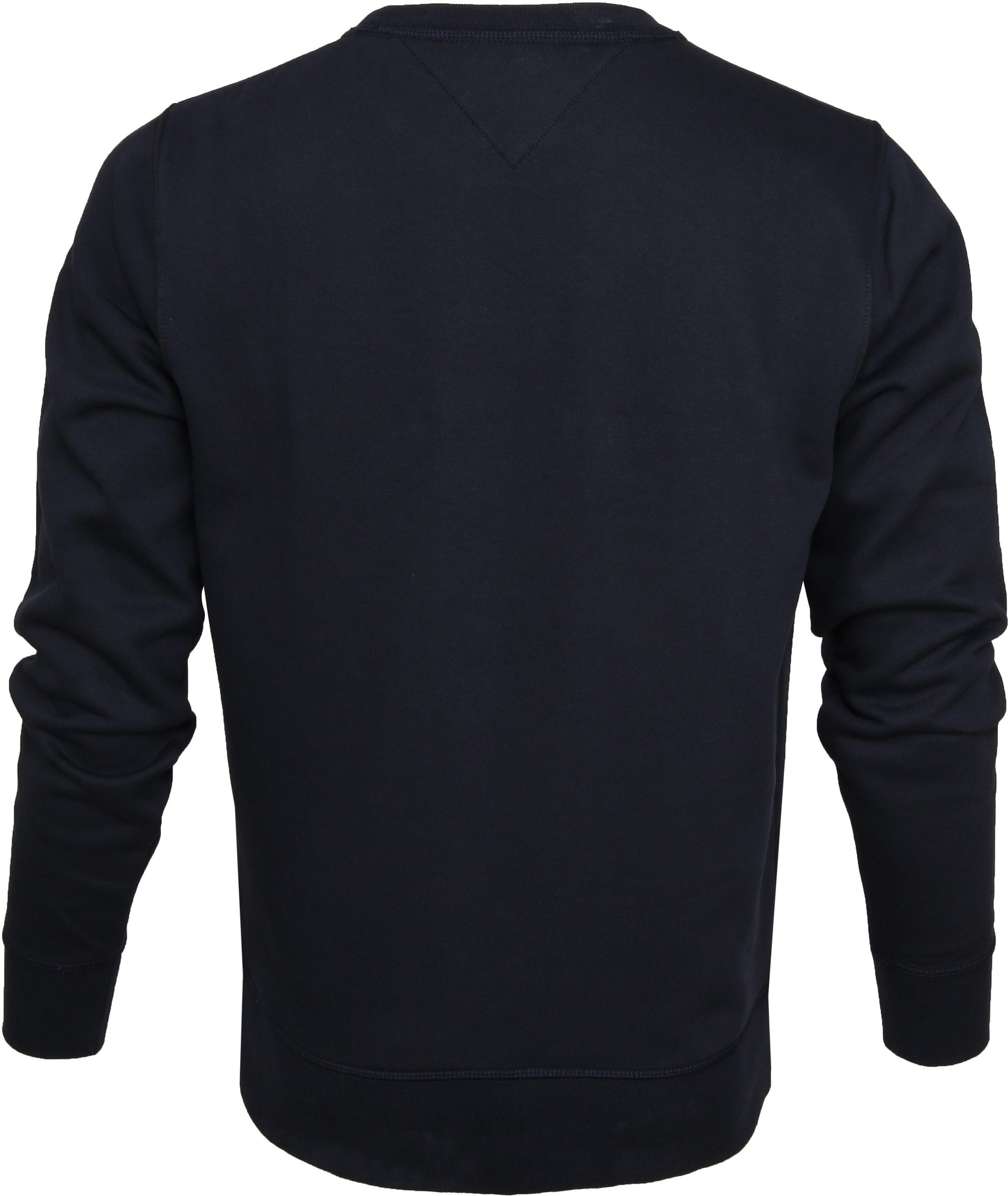 Tommy Hilfiger Sweater Logo Navy foto 2