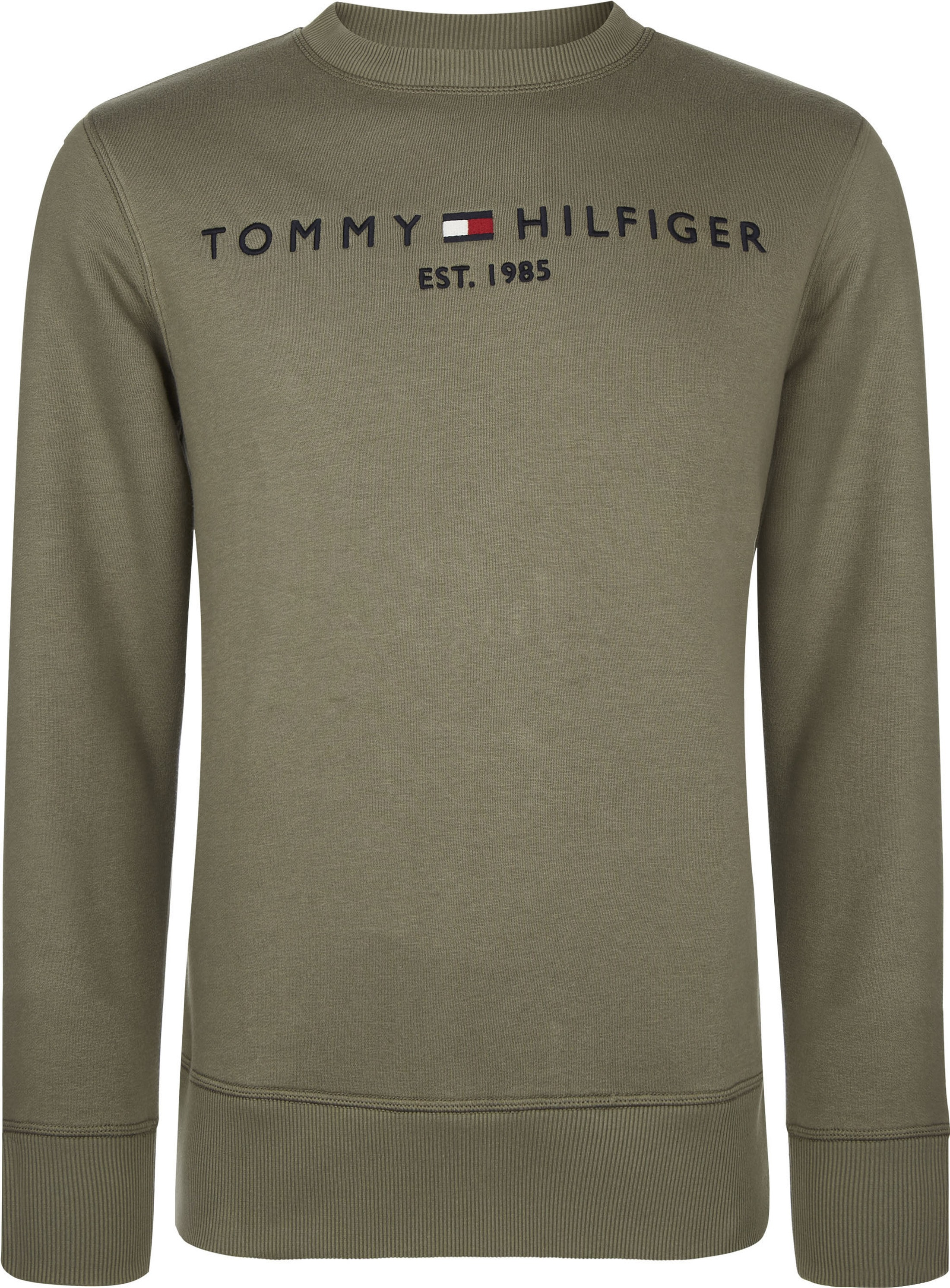 Tommy Hilfiger Sweater Olive foto 0