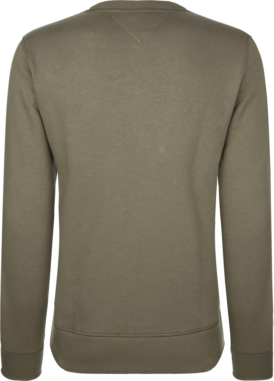 Tommy Hilfiger Sweater Olive foto 2