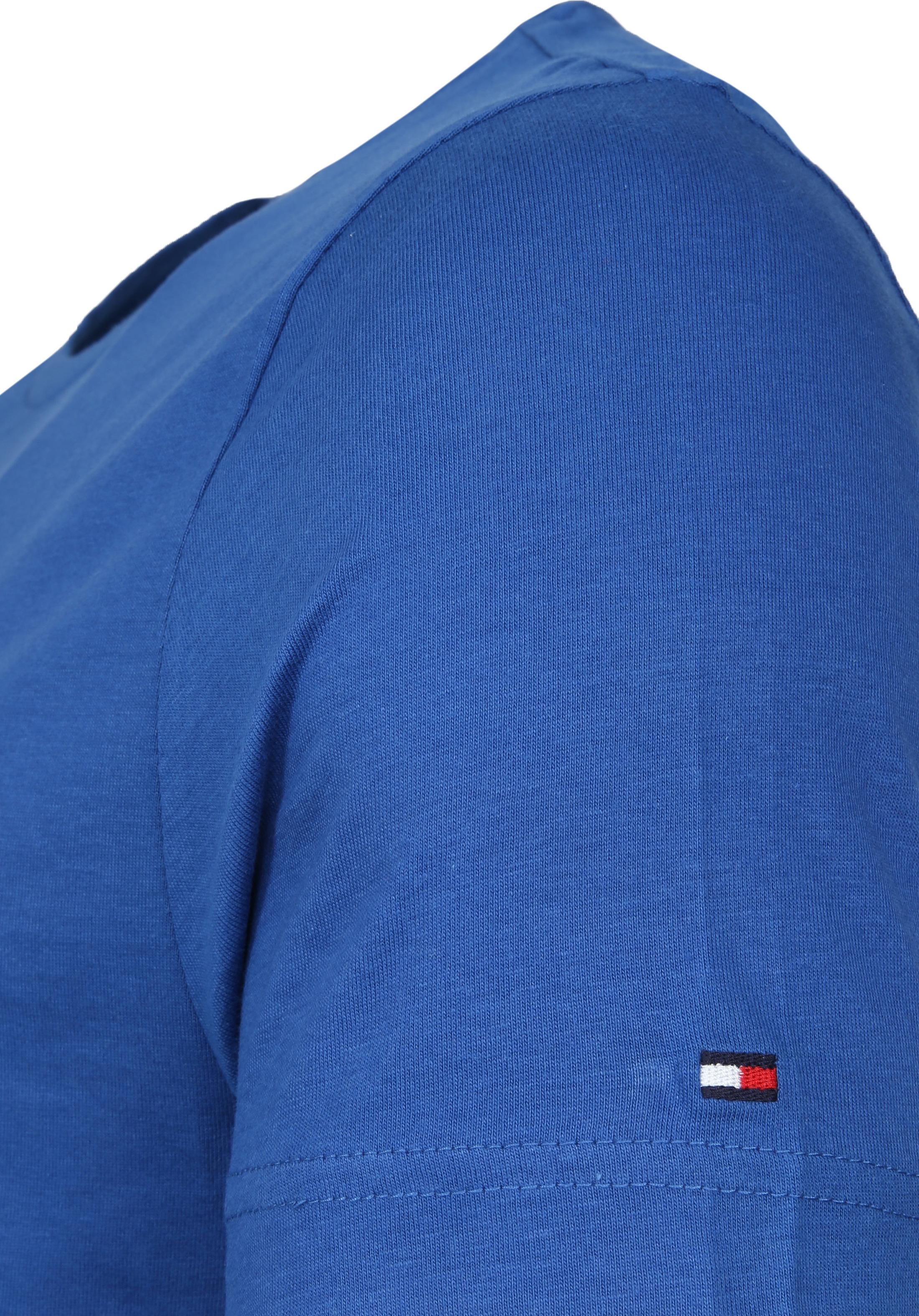 Tommy Hilfiger T-shirt Box Print Blue foto 2