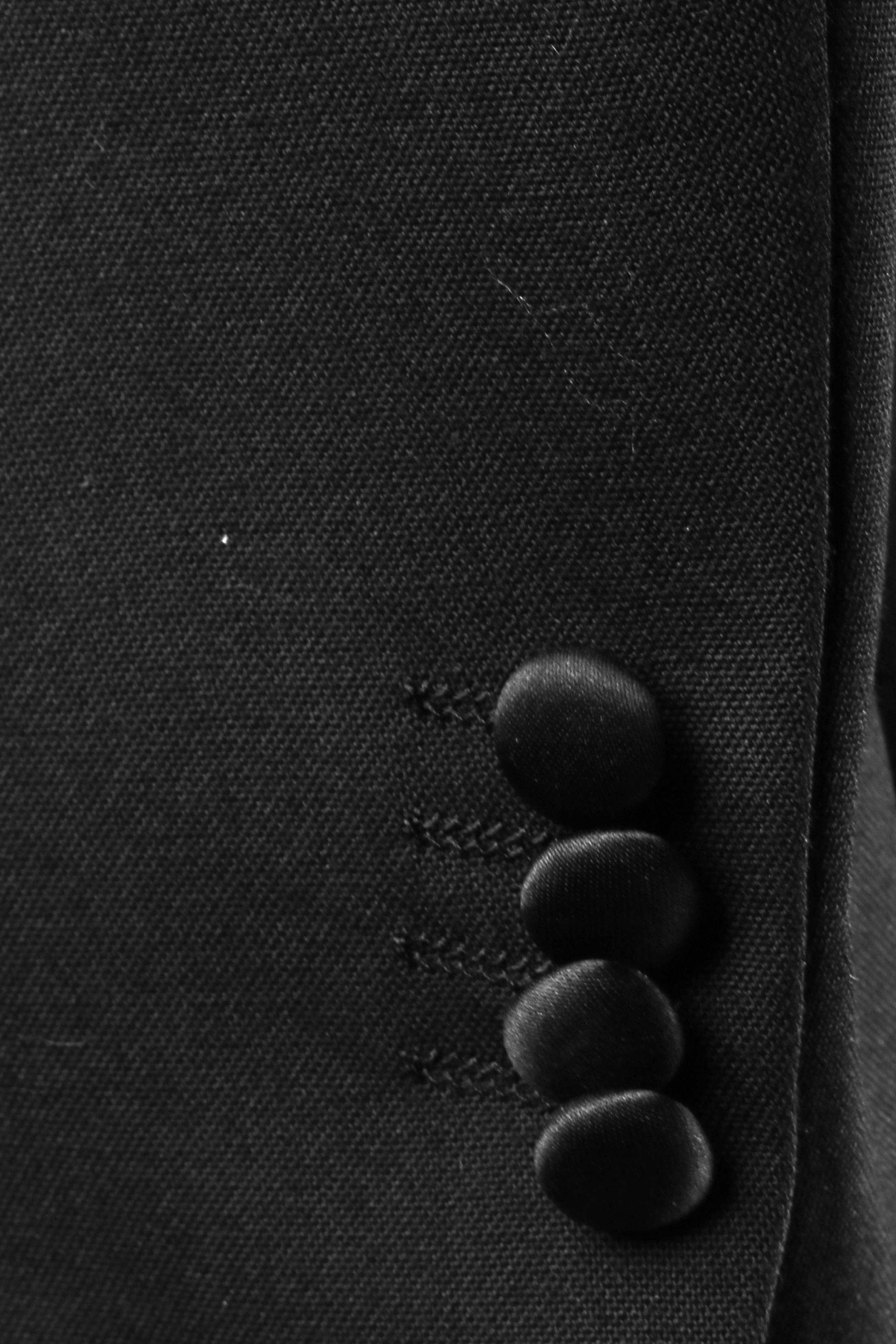 Tuxedo Suit Wool Blend foto 2