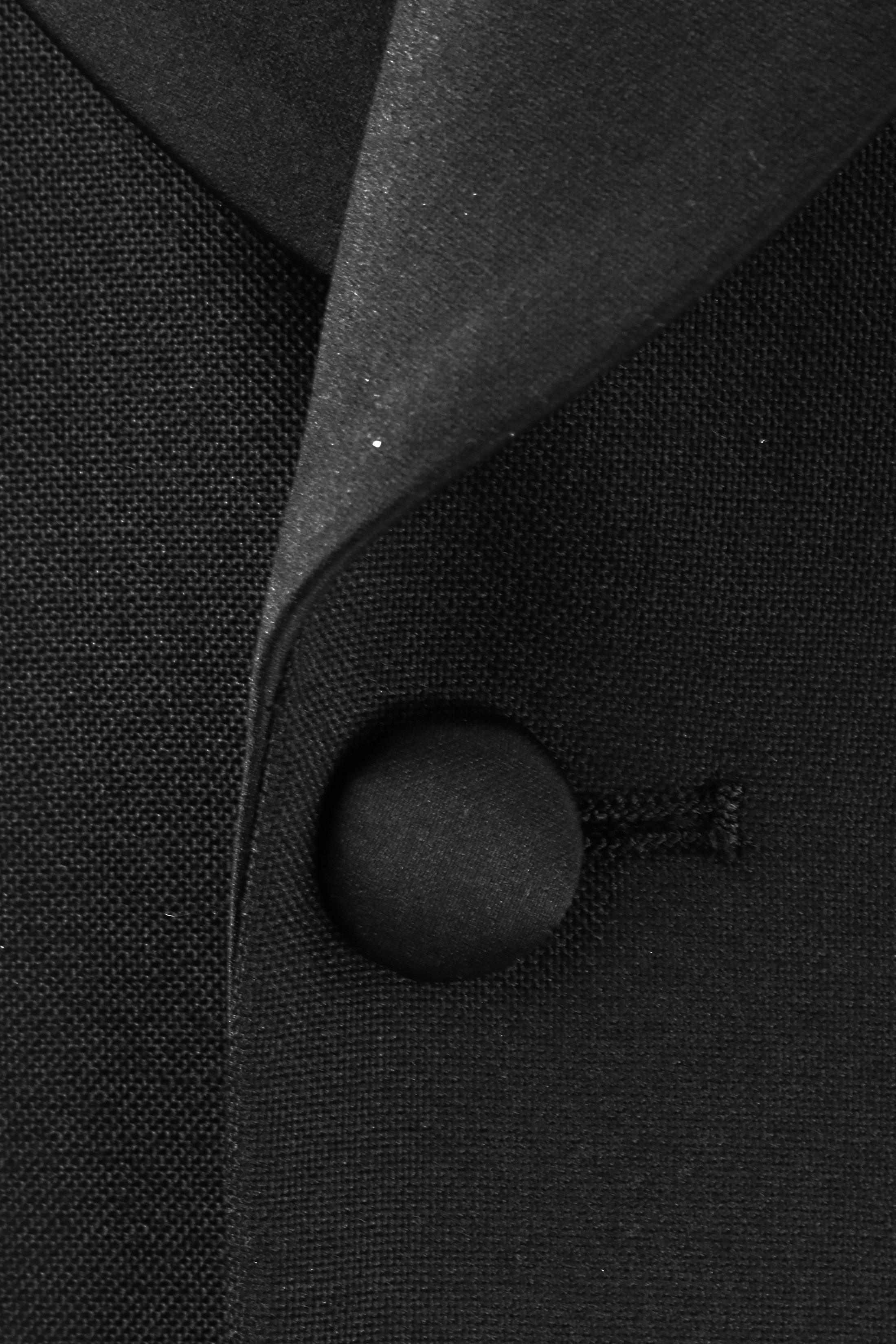 Tuxedo Suit Wool Blend foto 1