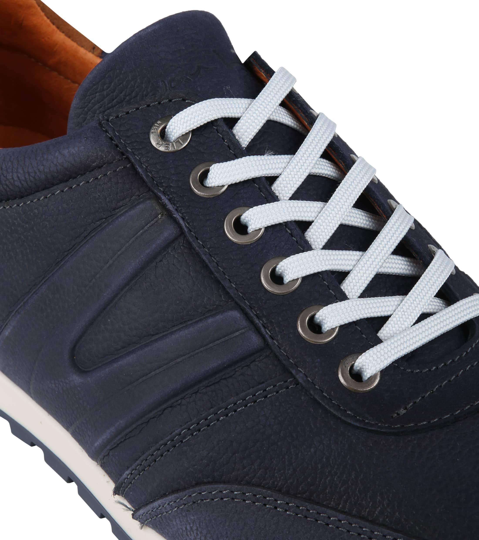 Van Lier Anzano Sneaker Donkerblauw foto 1