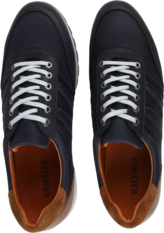 Van Lier Anzano Sneaker Donkerblauw foto 2