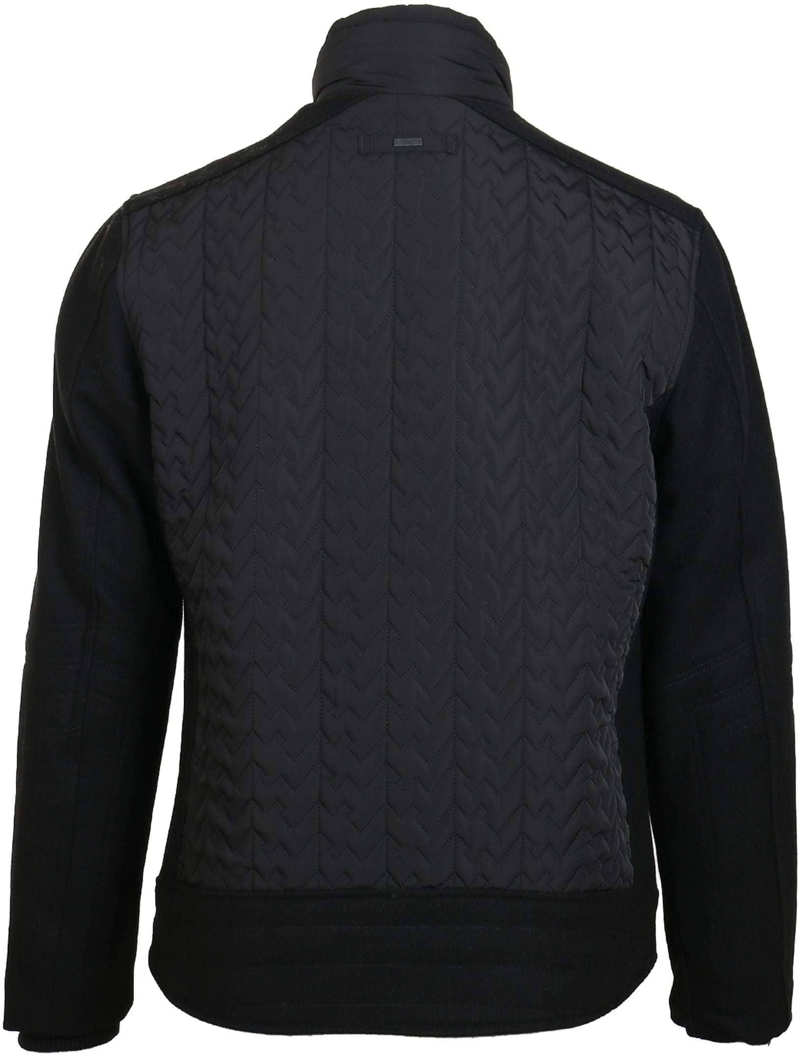Vanguard Bicker Jacket Zwart foto 1