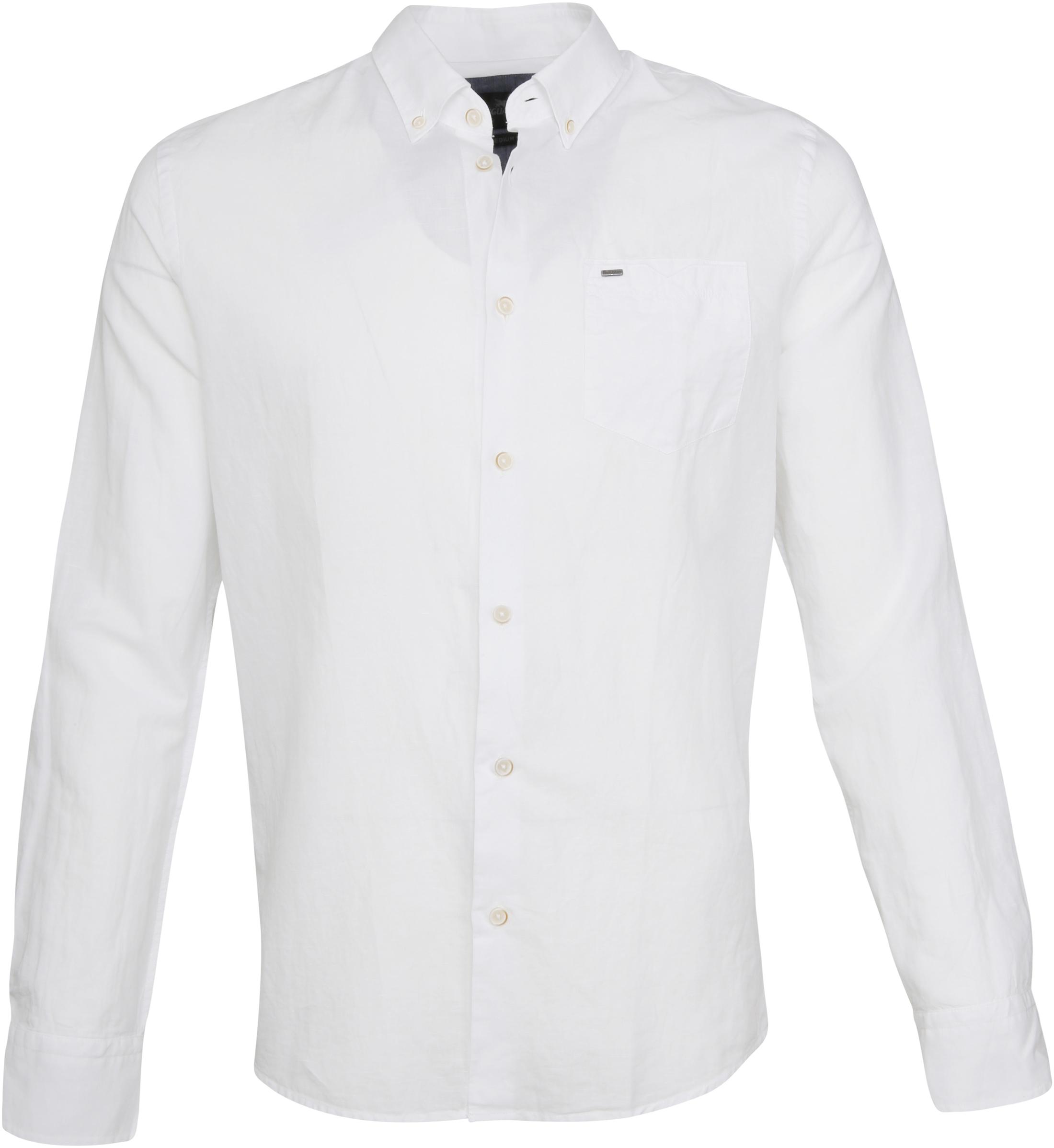 fa5a47f7939 Vanguard Casual Overhemd Wit VSI193420 online bestellen | Suitable