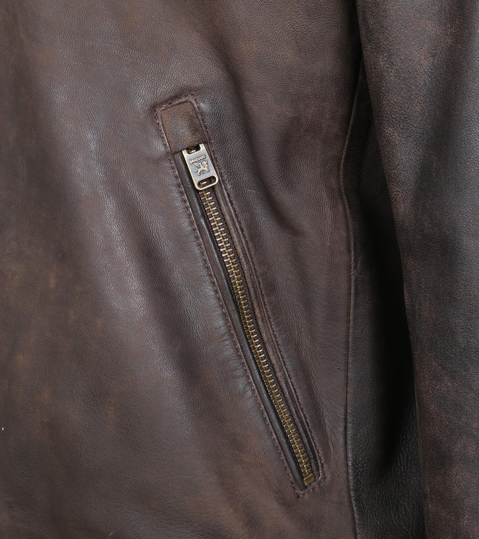 Vanguard Jacke Leder Ripon Triton foto 2