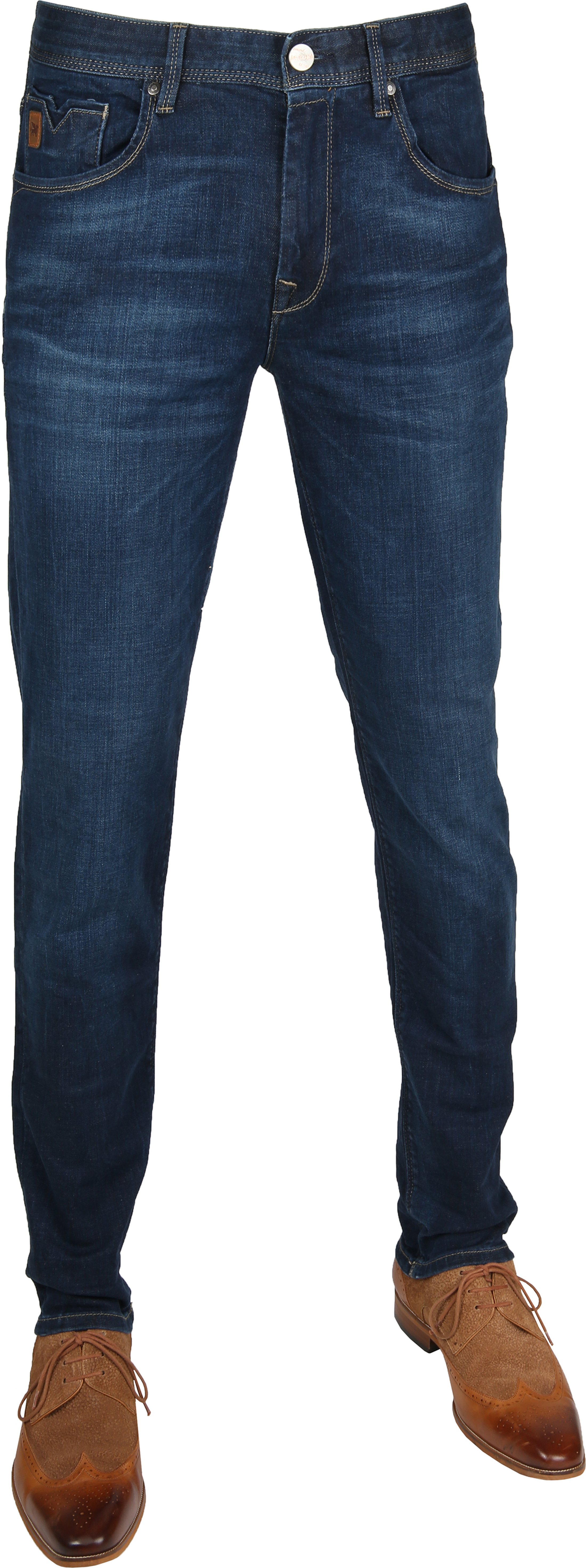 Vanguard Jeans V7 Rider Pure Blue foto 0