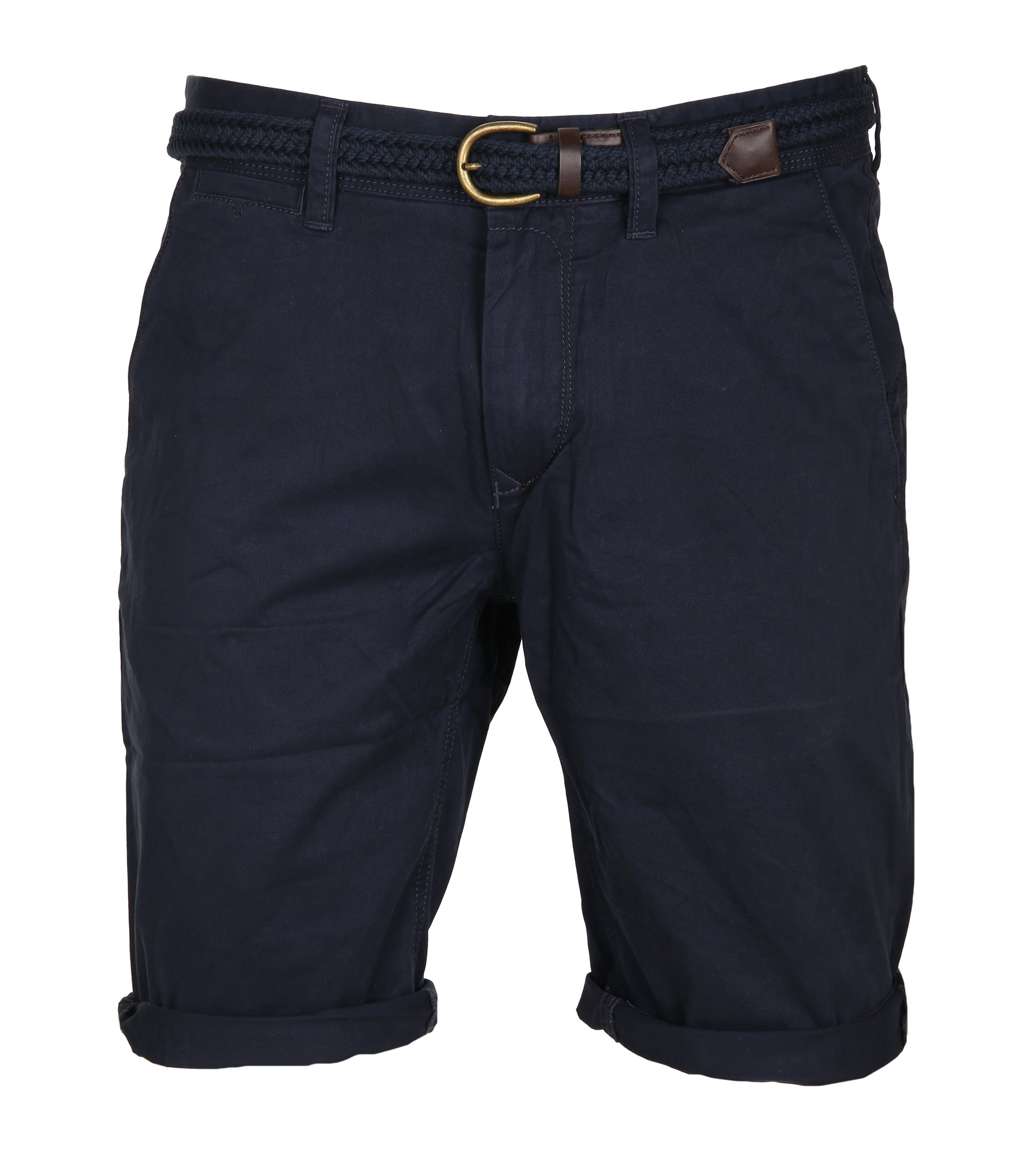 Vanguard Korte Broek Twill Navy foto 0