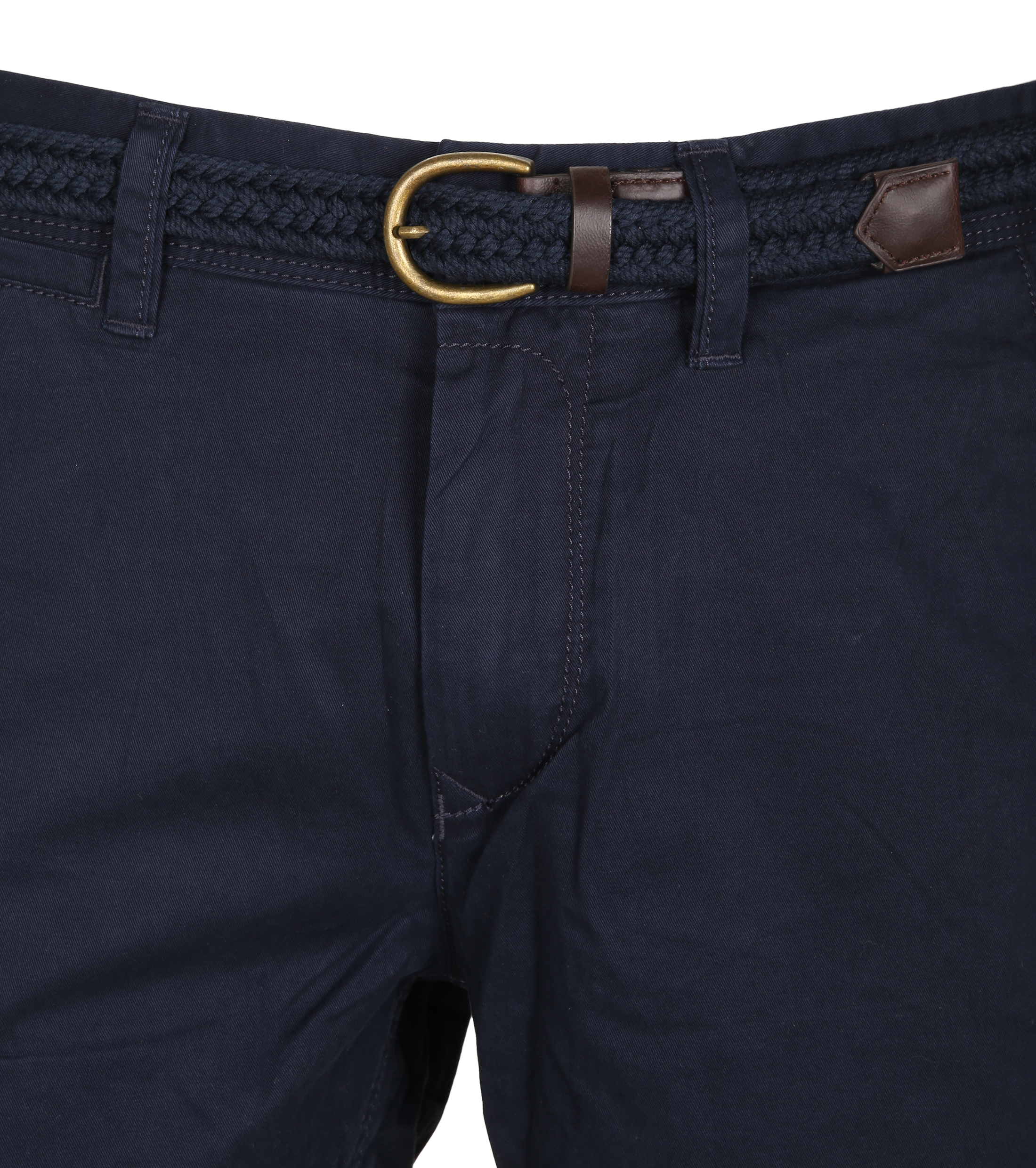 Vanguard Korte Broek Twill Navy foto 1
