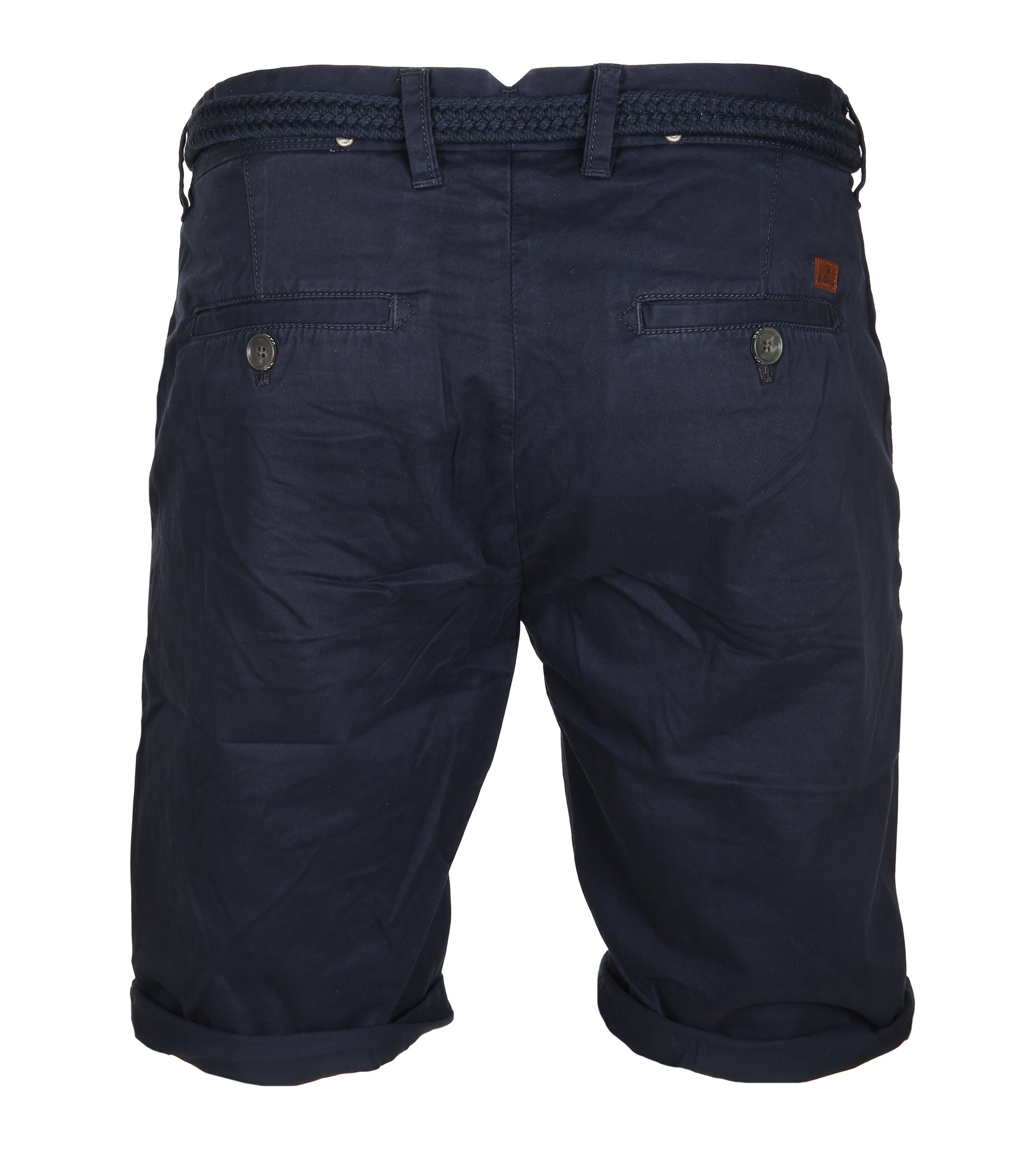 Vanguard Korte Broek Twill Navy foto 2