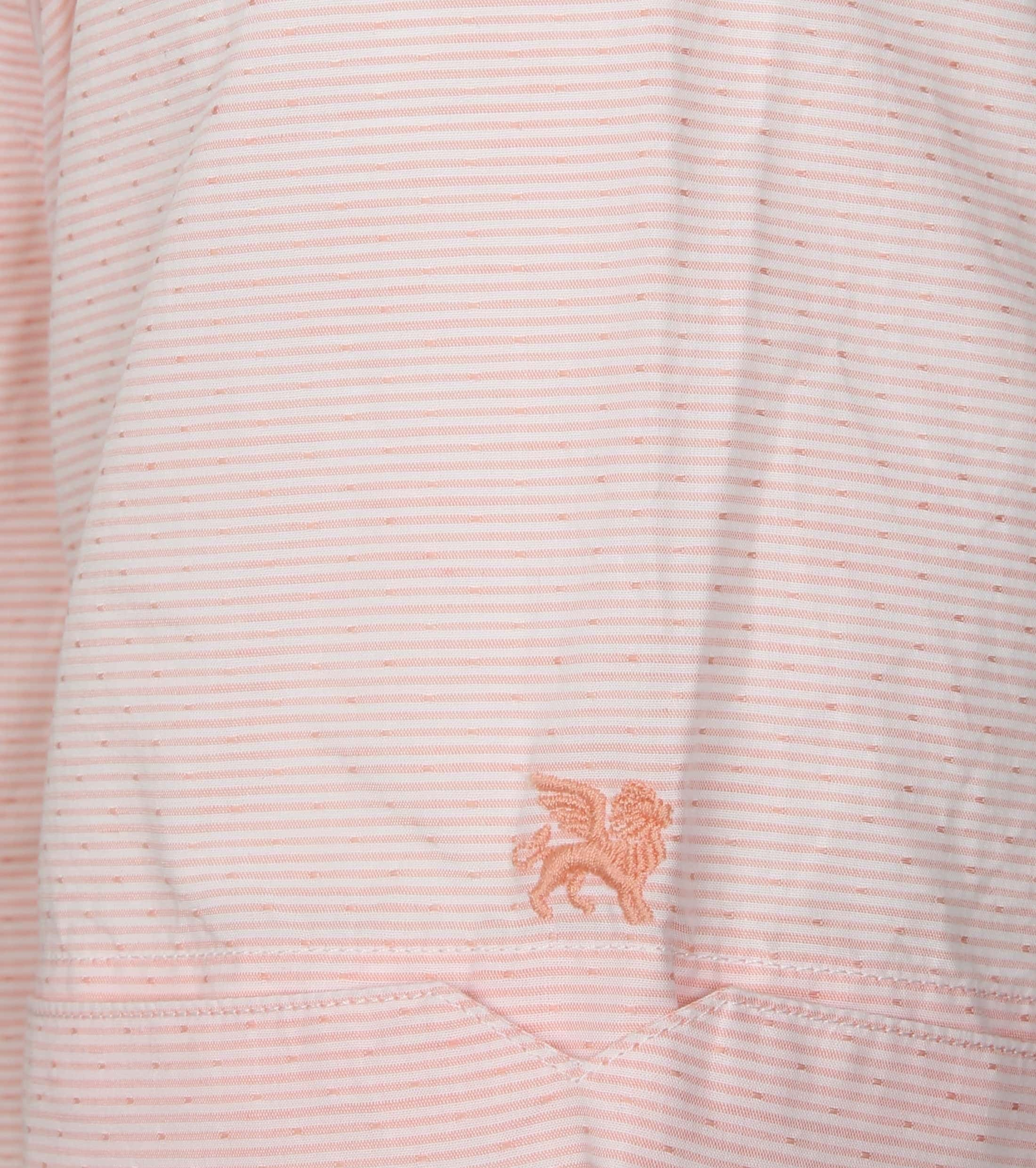 Vanguard Overhemd Colorad Stripe Roze foto 1