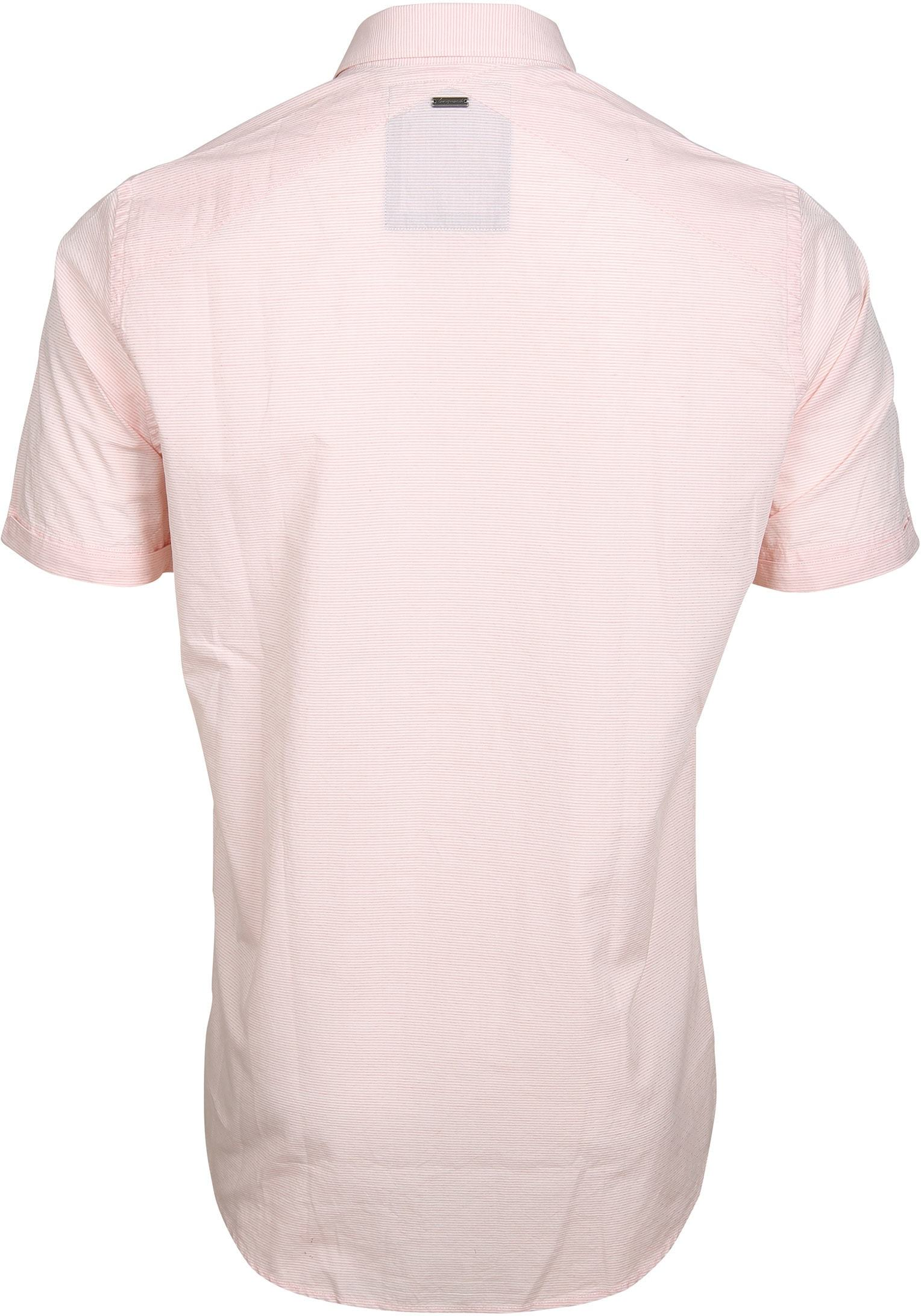 Vanguard Overhemd Colorad Stripe Roze foto 3