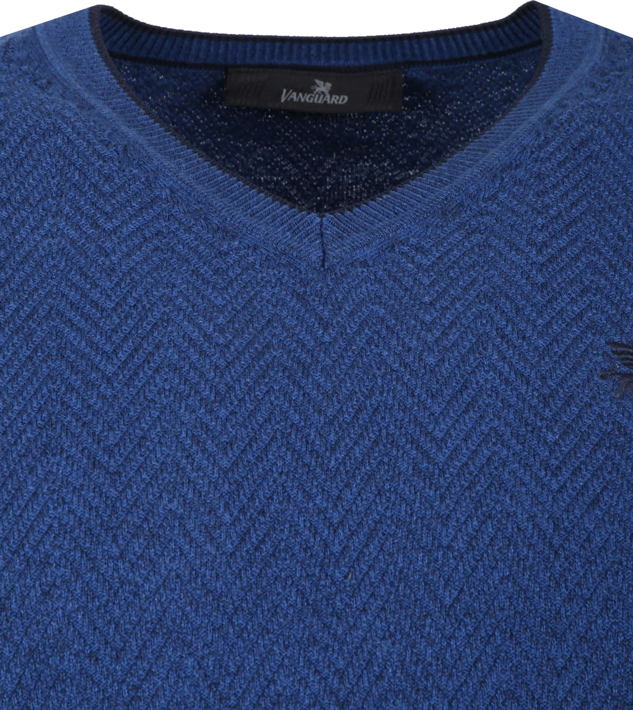 Vanguard Pullover Blauw foto 1