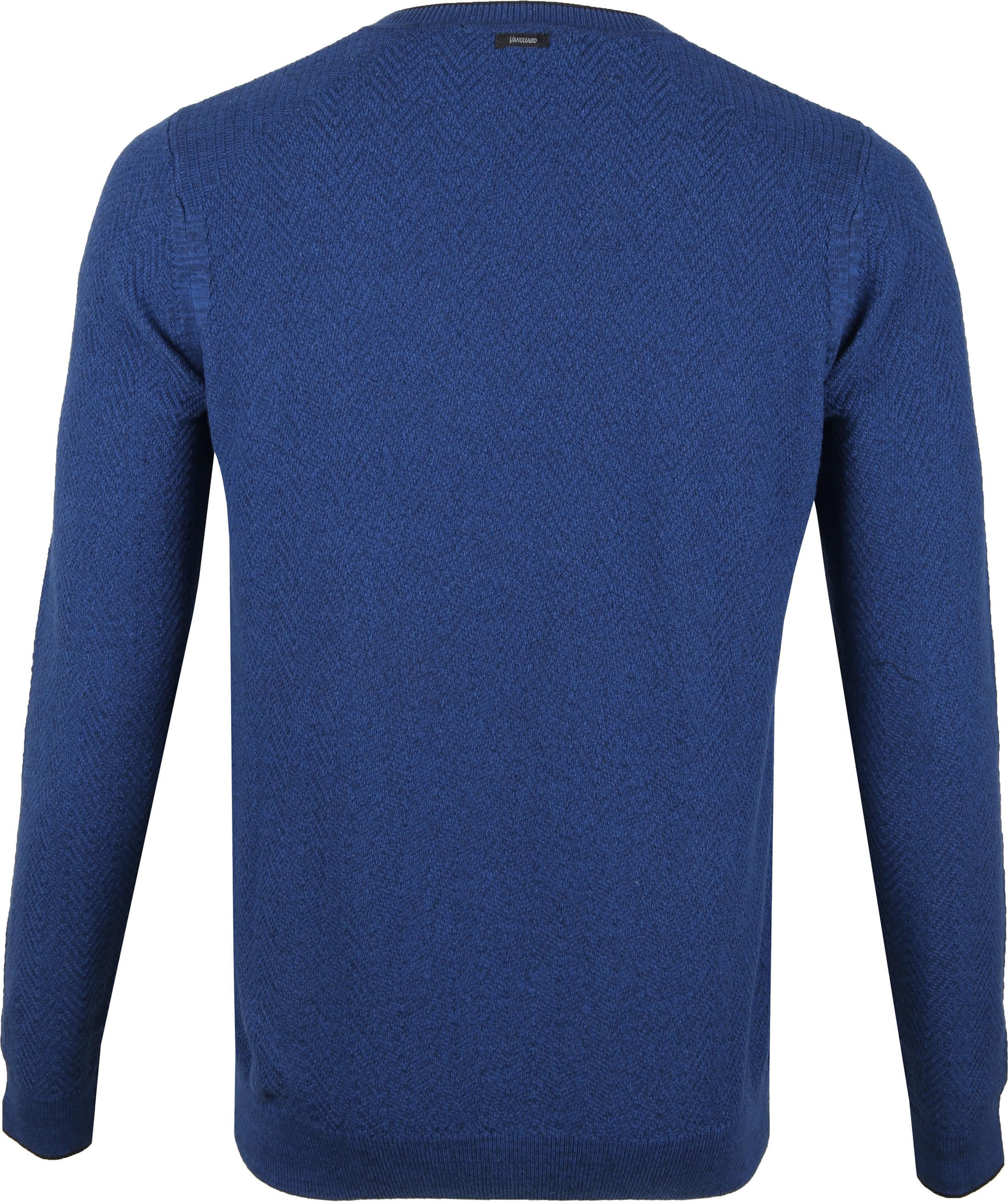 Vanguard Pullover Blauw foto 3
