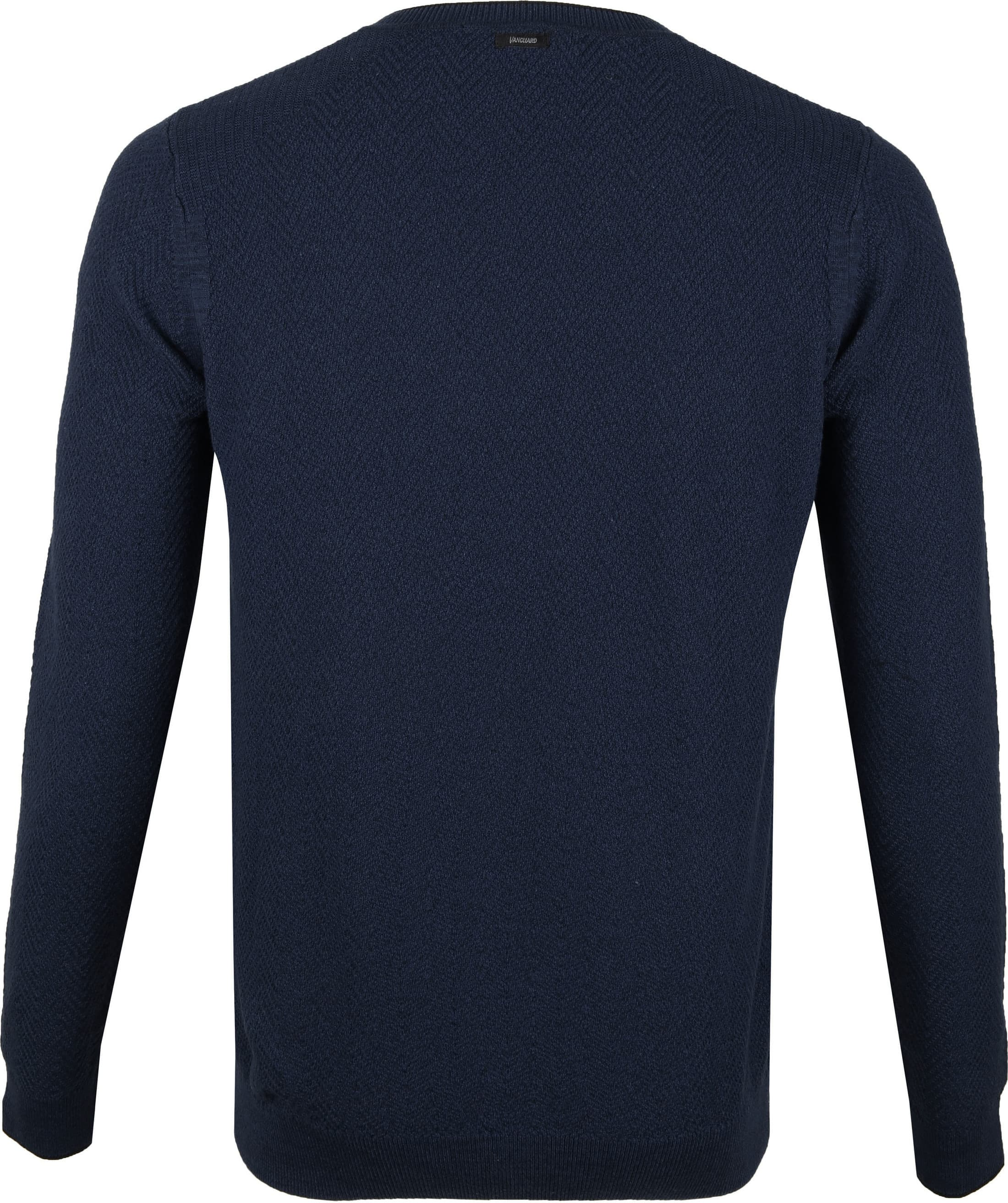 Vanguard Pullover Dark Blue foto 2
