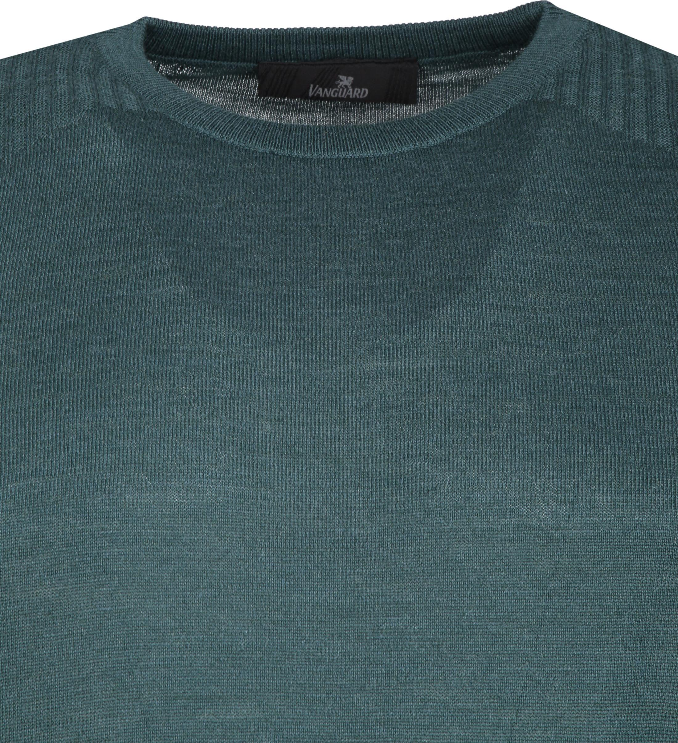 Vanguard Pullover Dark Green foto 1