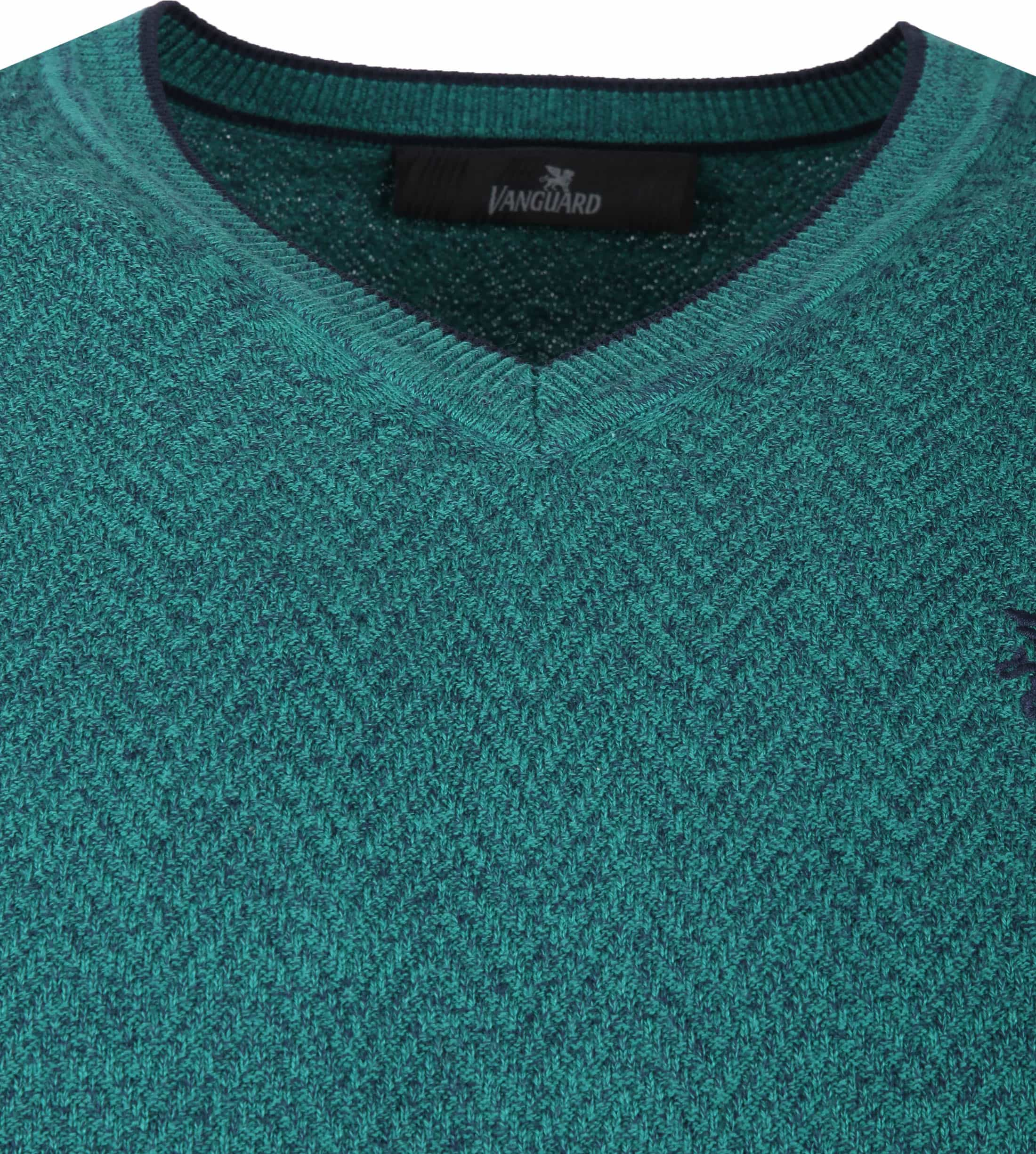 Vanguard Pullover Grün Foto 1