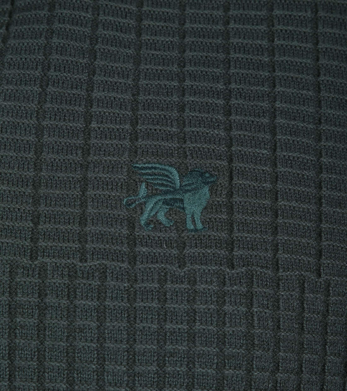 Vanguard Pullover Zipper Dark Green foto 2