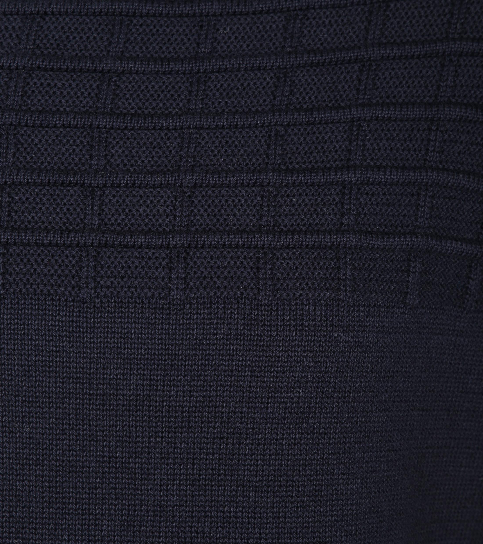 Vanguard Pullover Zipper Navy foto 2