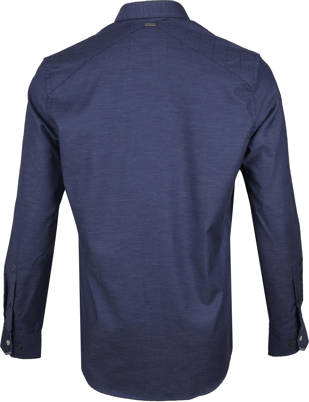 Vanguard Solid Shirt Navy foto 4