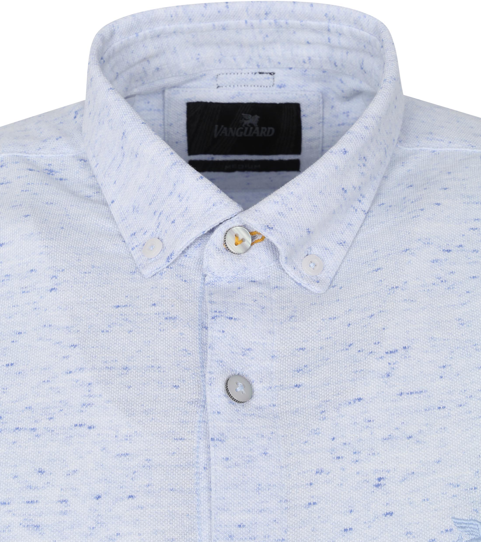 Vanguard SS Overhemd Lichtblauw