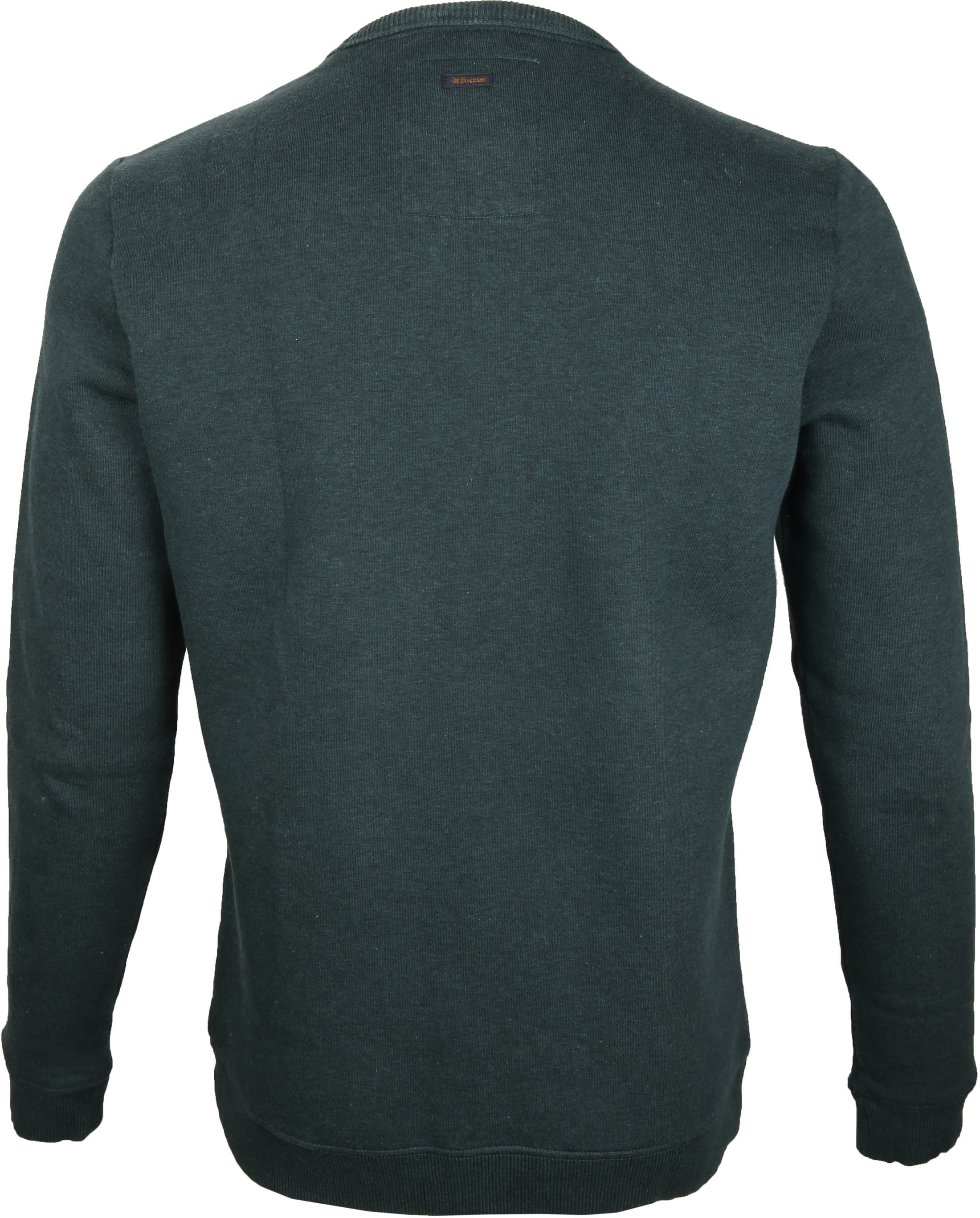 Vanguard Sweater Dark Green foto 2