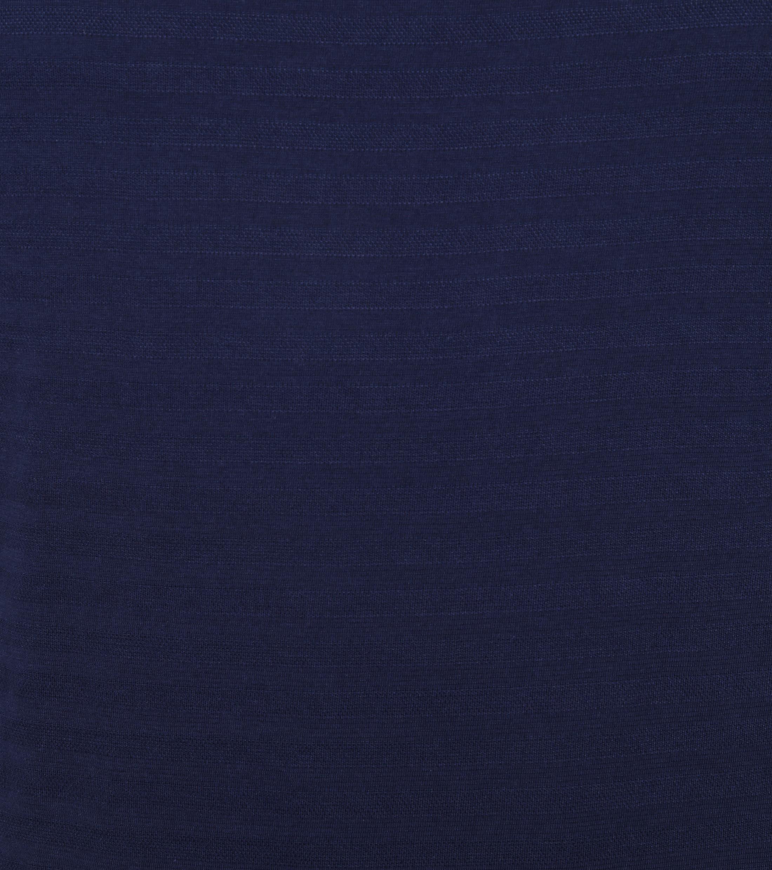 Vanguard T-shirt Strepen Donkerblauw