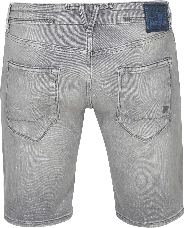 Vanguard V18 Rider Jeans Short Grijs