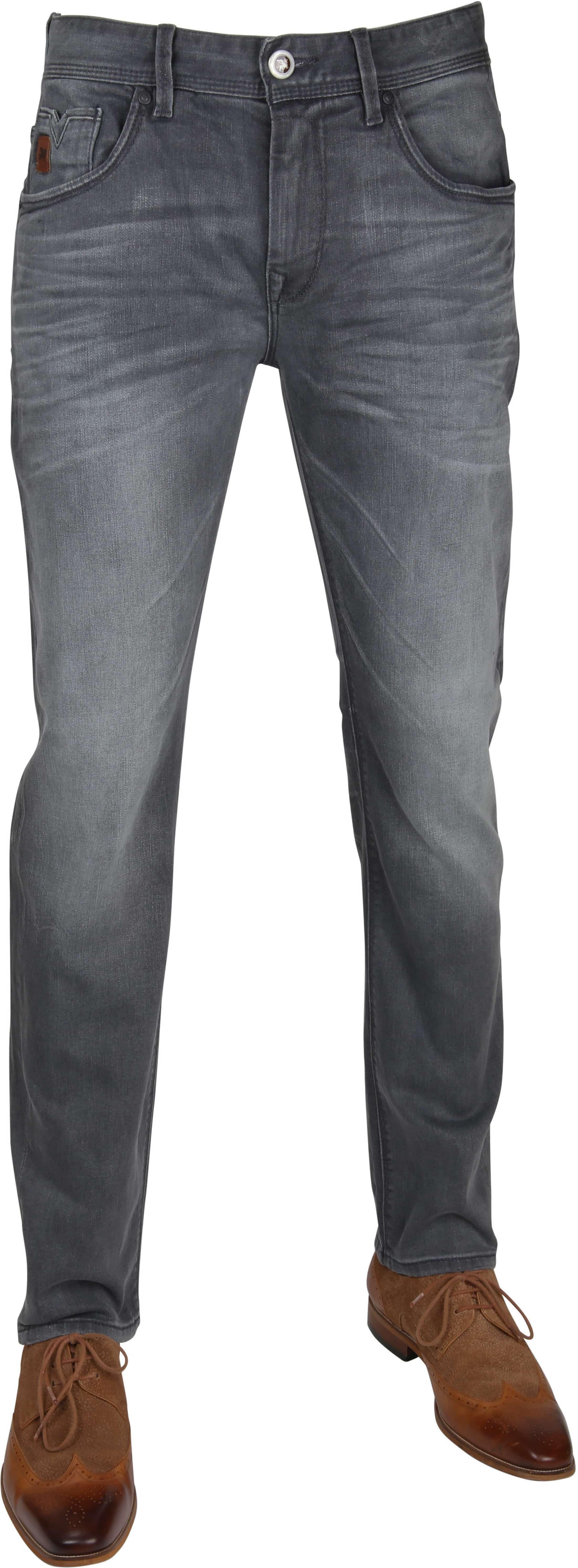 Vanguard V7 Rider Jeans Antraciet foto 0